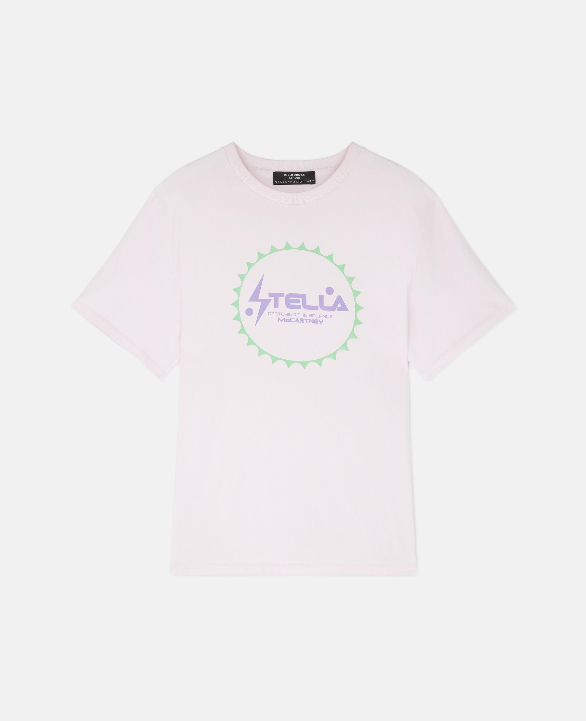 Tom Tosseyn Stella Logo T-Shirt-Rose-large image number 0