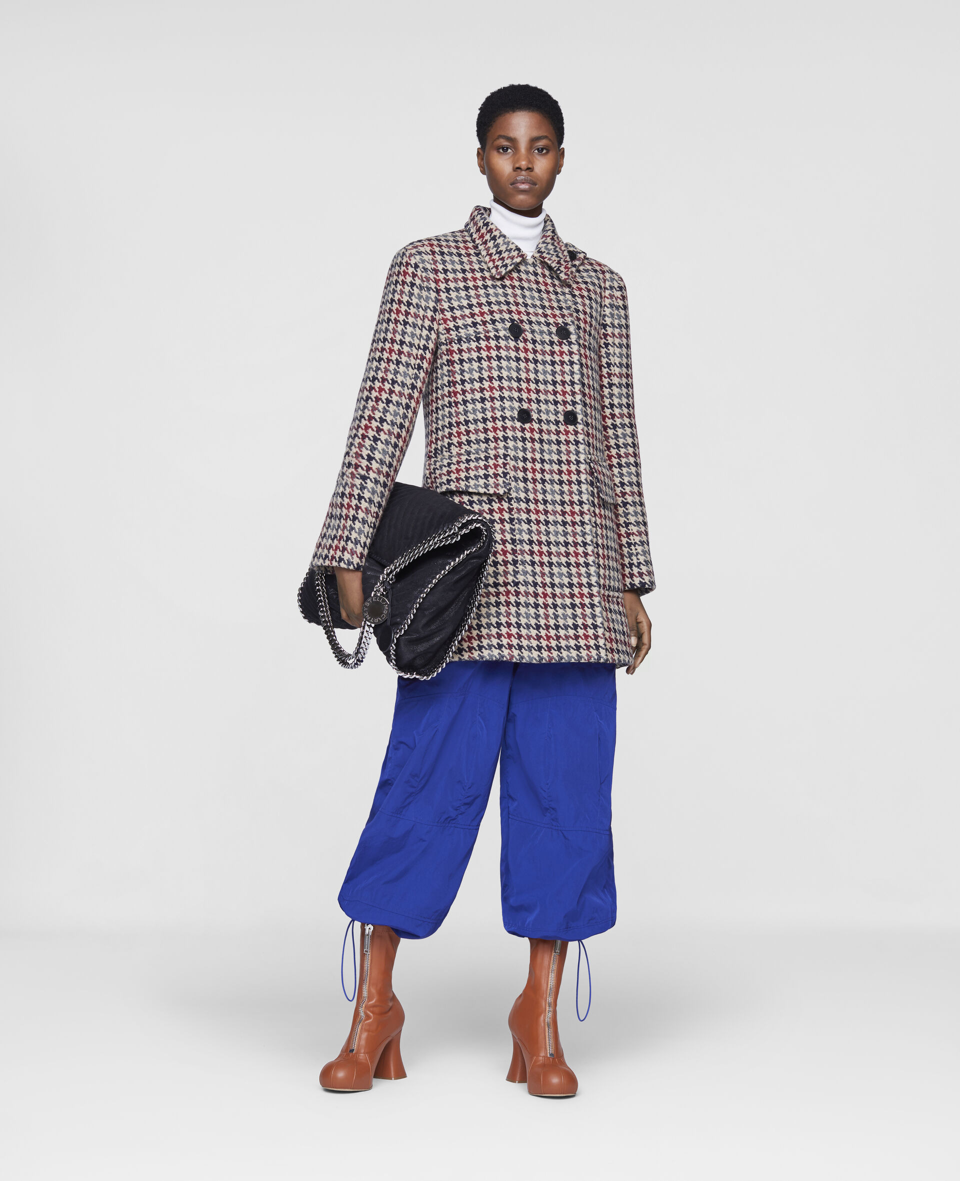 Nyla Coat-Multicolour-large image number 1