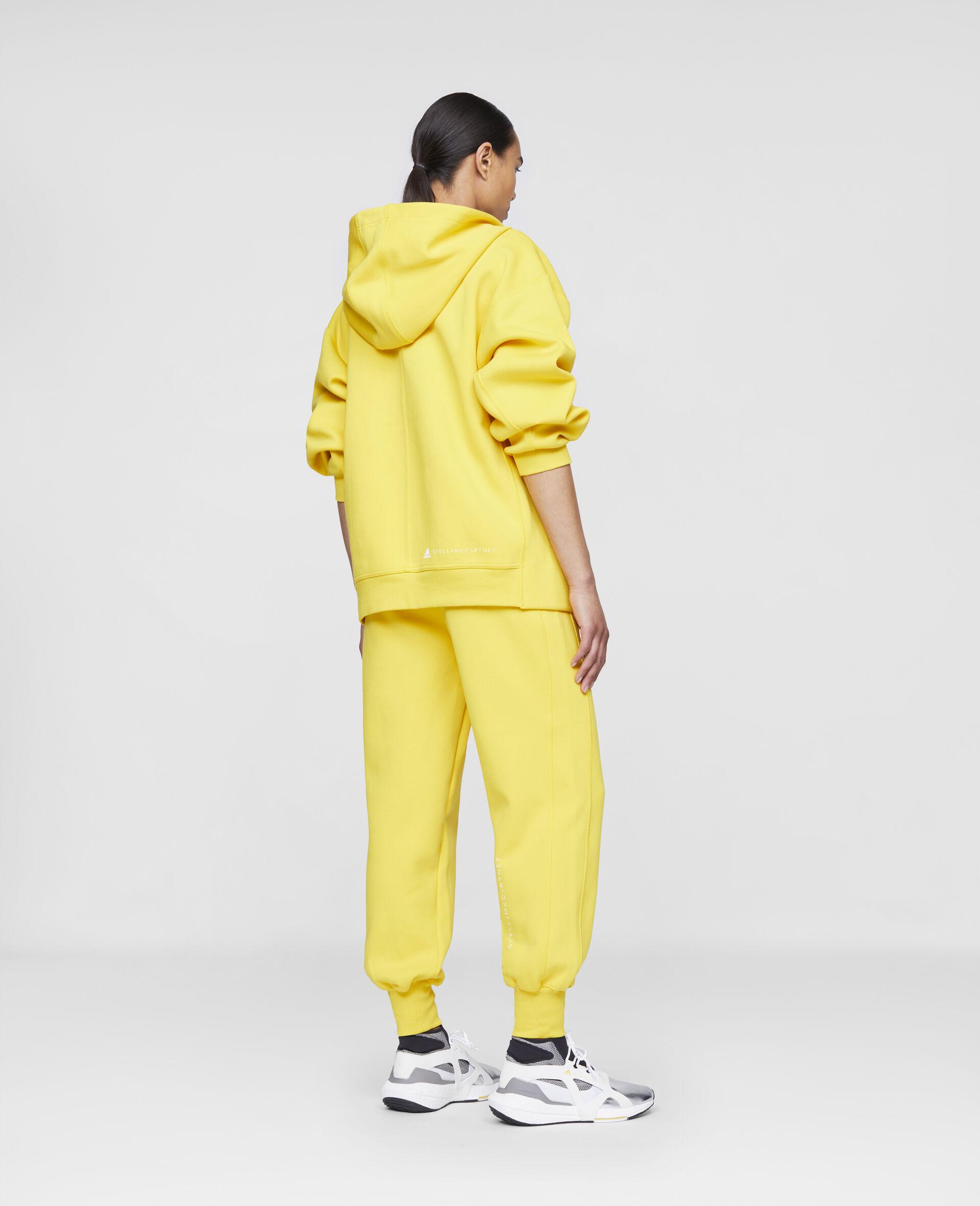 Yellow Training Hoodie-Yellow-large image number 2