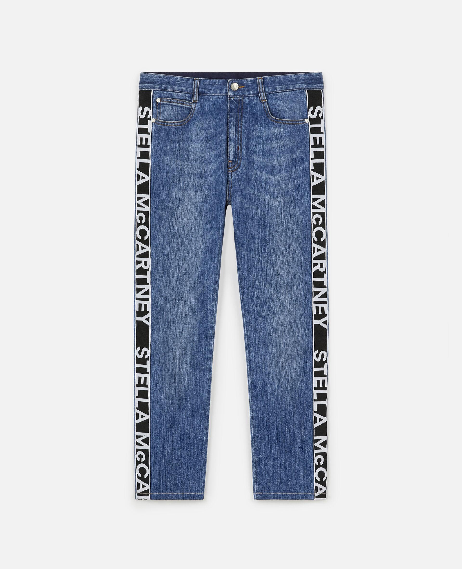 Jeans Boyfriend Skinny-Blu-large image number 0