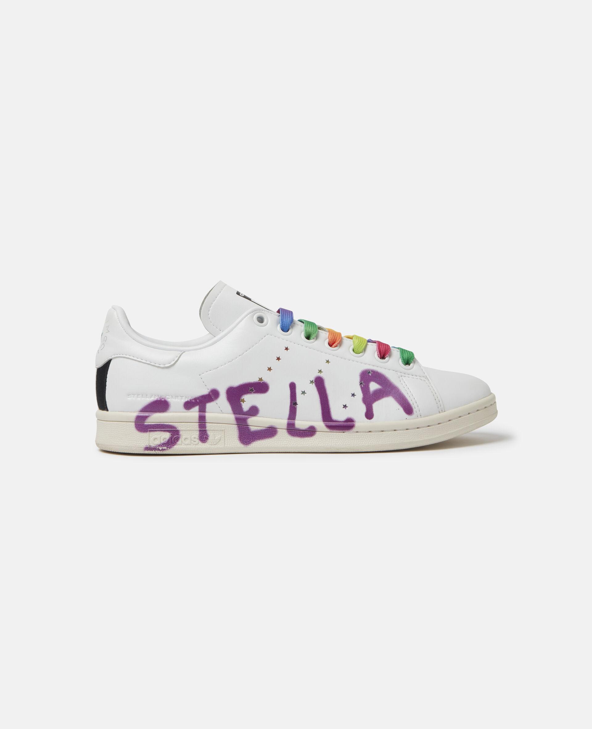 Ed Curtis Stella StanSmith adidas-White-large image number 1