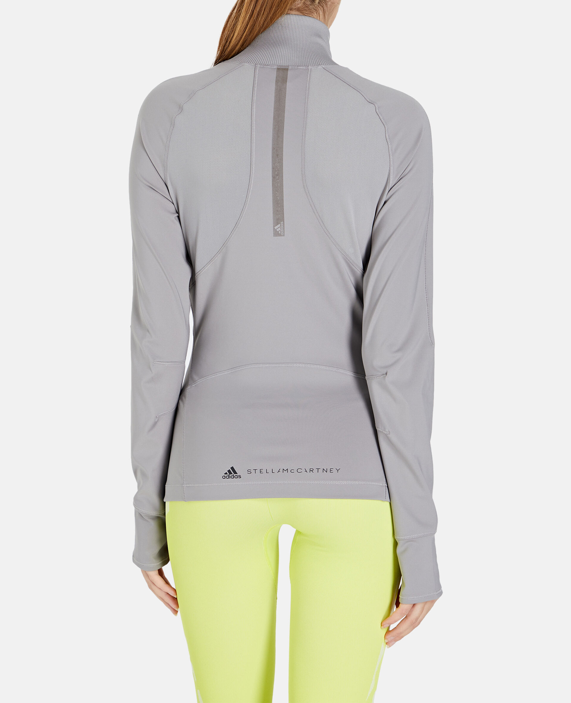 TruePurpose Running Midlayer-Grey-large image number 2