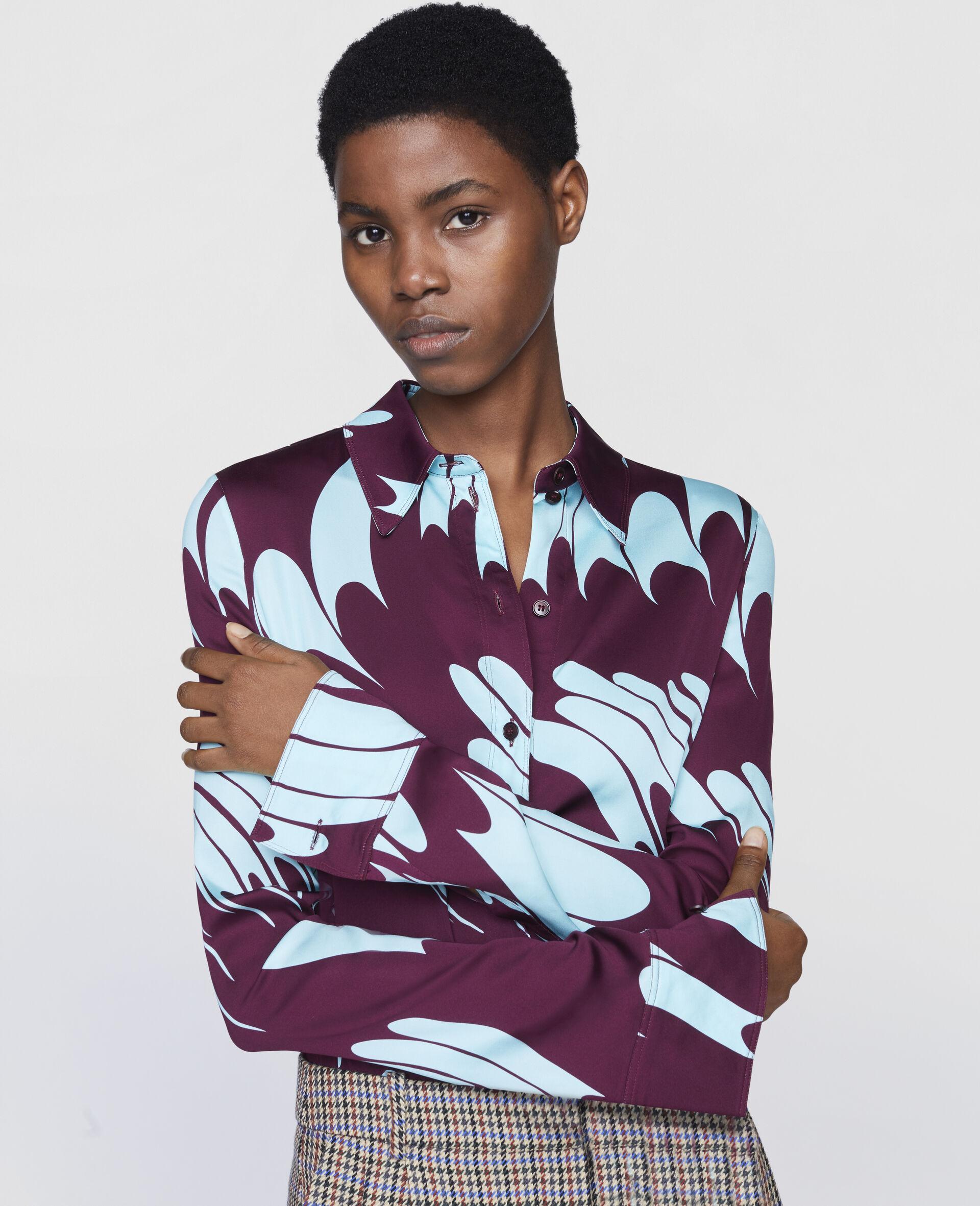 Daria 衬衫-Multicolored-large image number 3