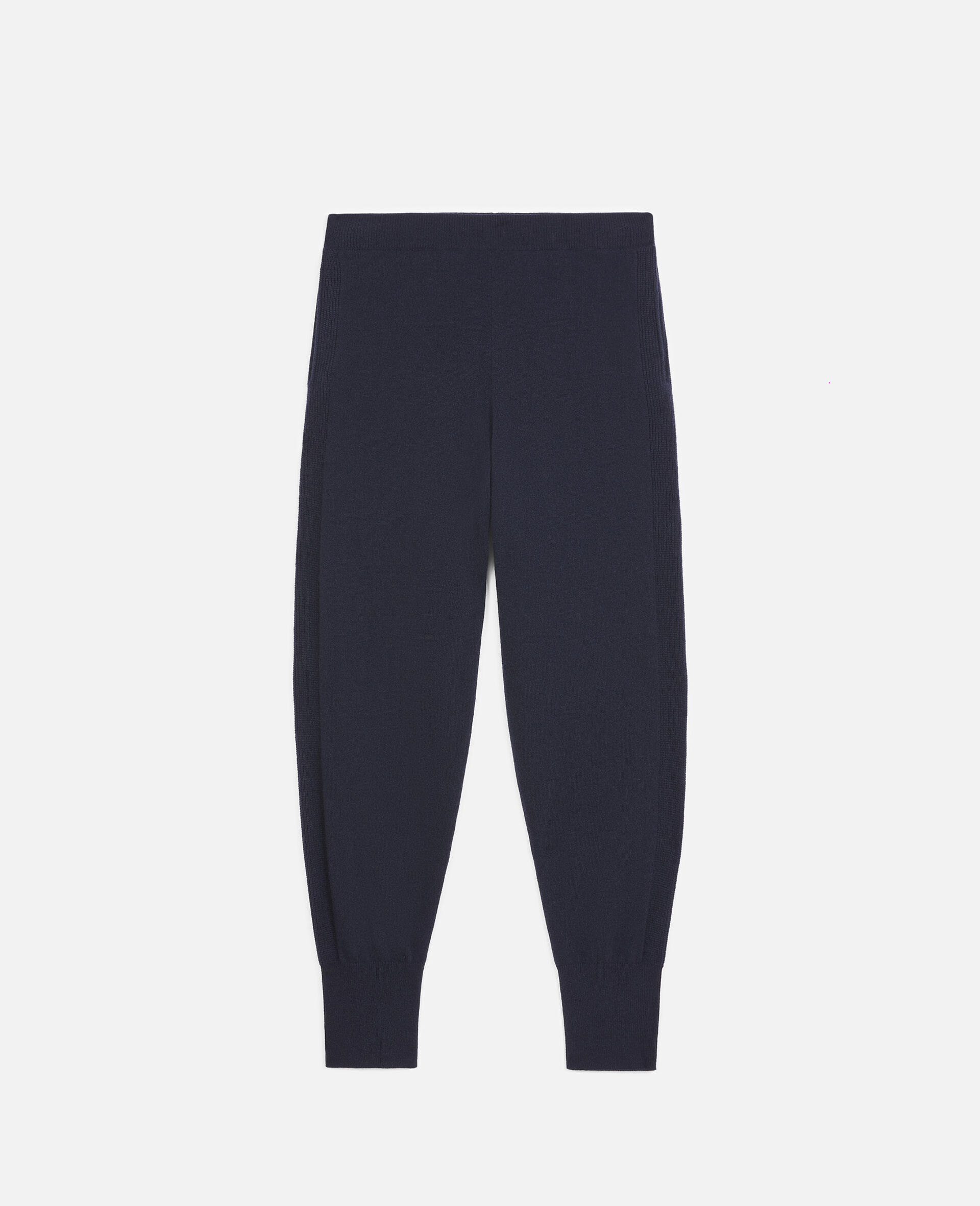 Light Cashmere Trousers-Blue-large image number 0