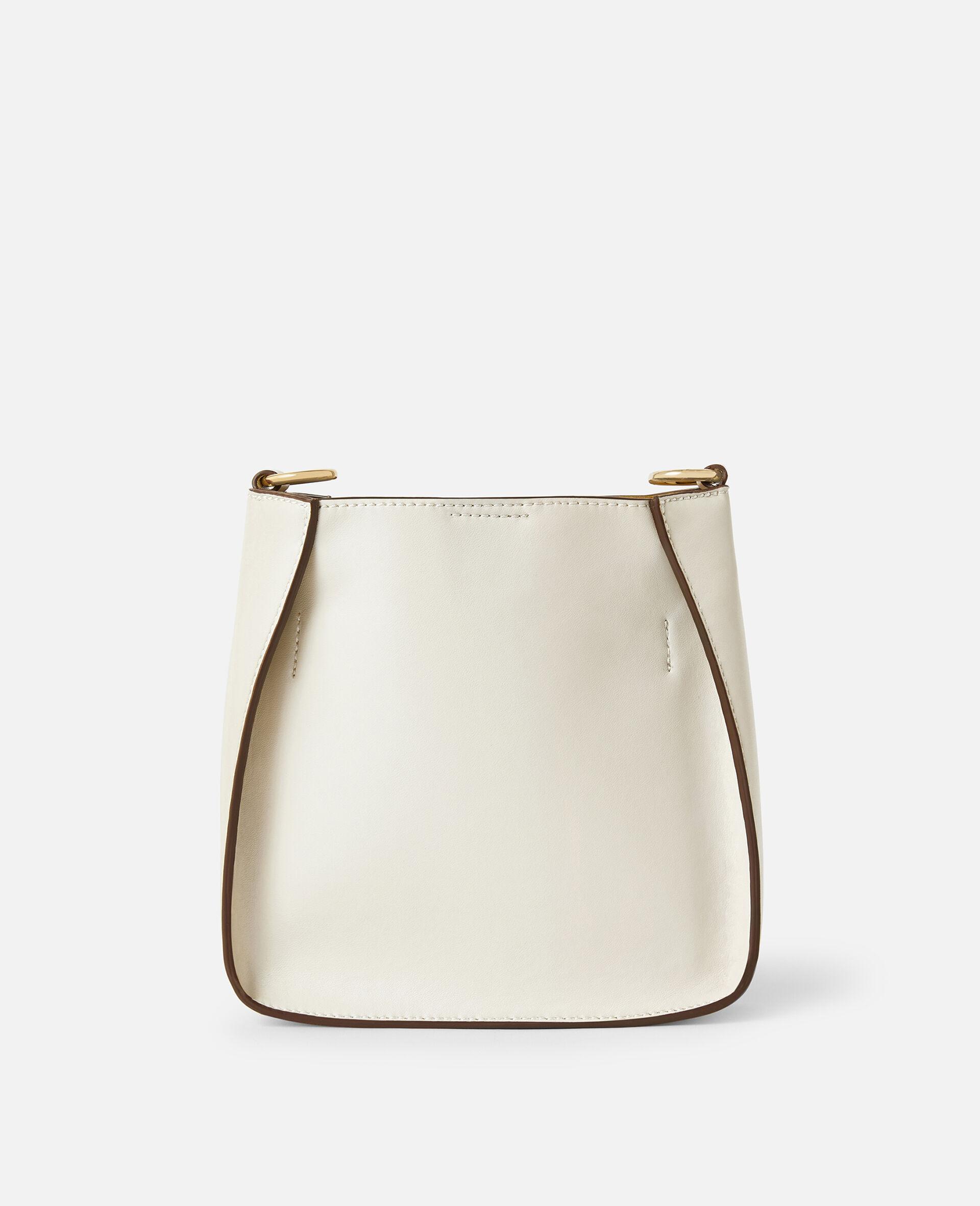 Mini Stella Logo Shoulder Bag -Black-large image number 2