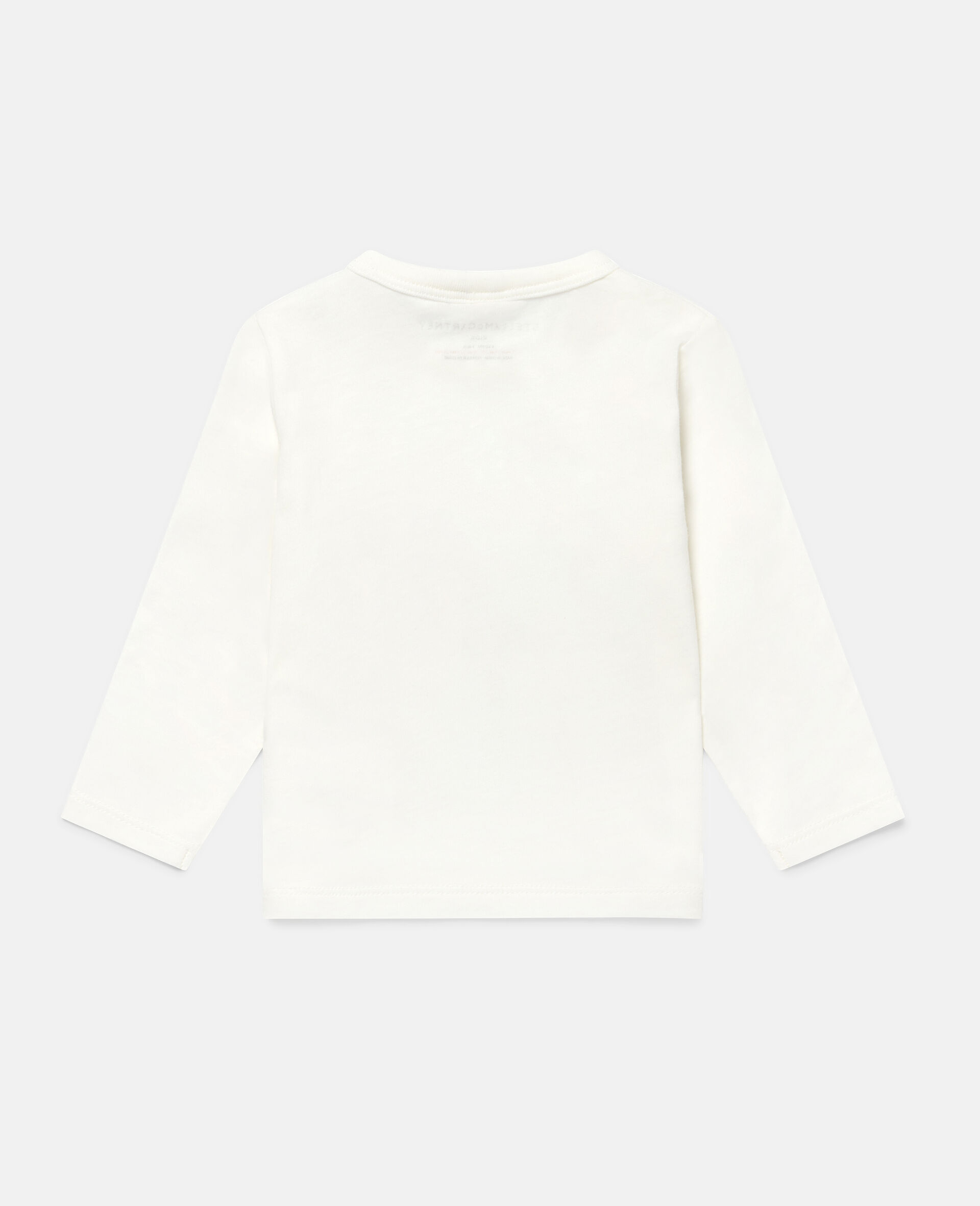 Tulip Cotton Top-White-large image number 3