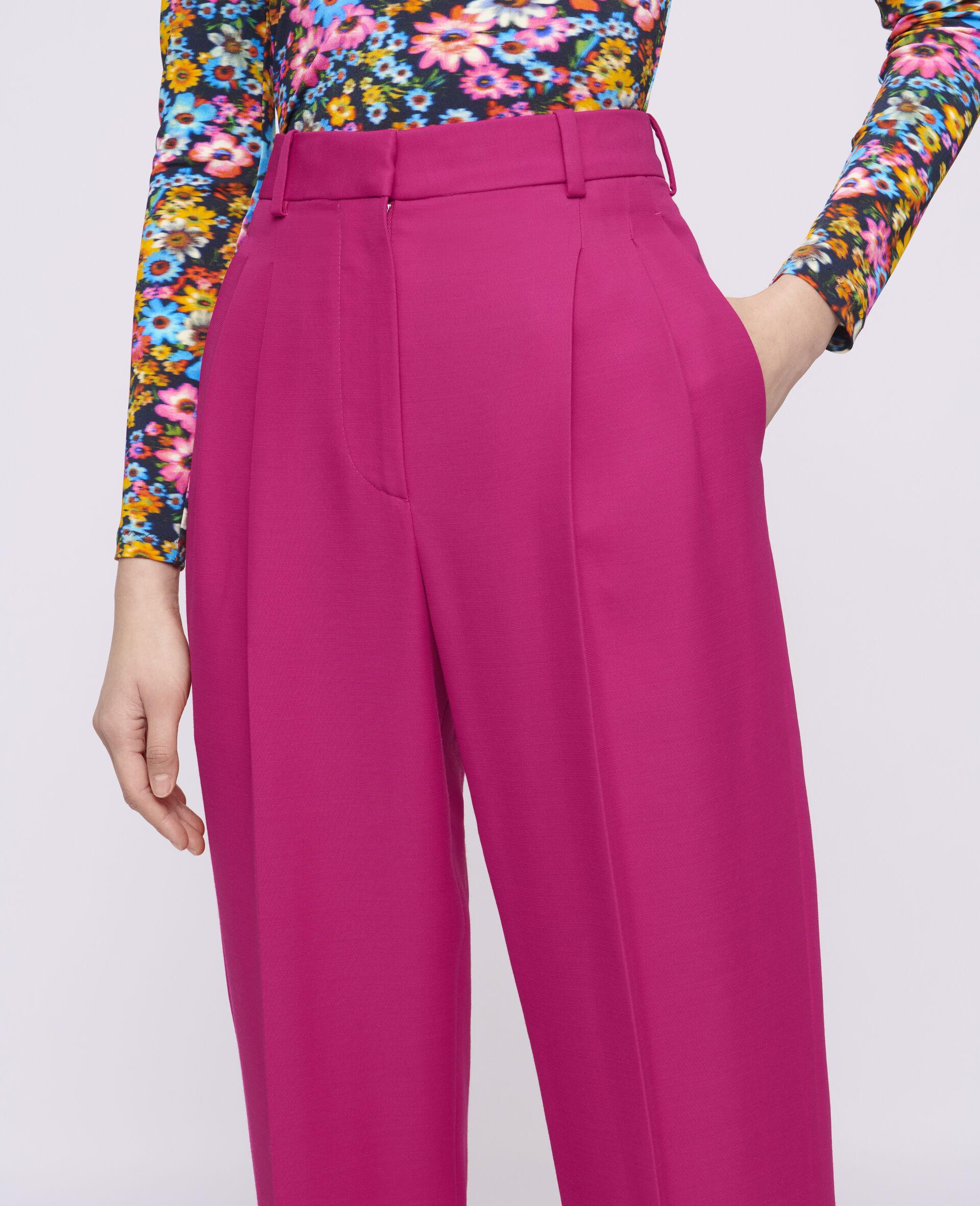 Lara Trousers-Pink-large image number 3