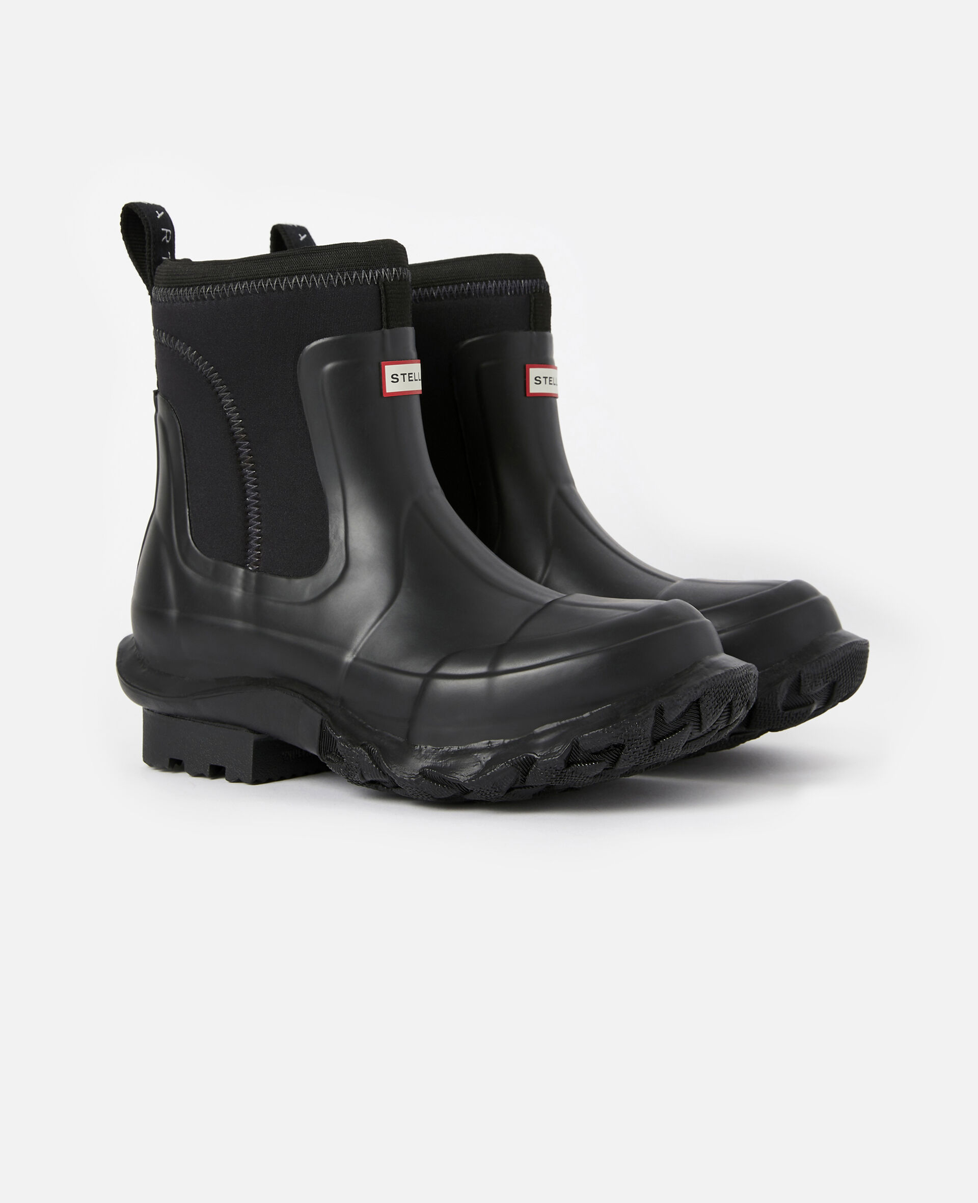 Women's Stella x Hunter Boots-Black-large image number 3