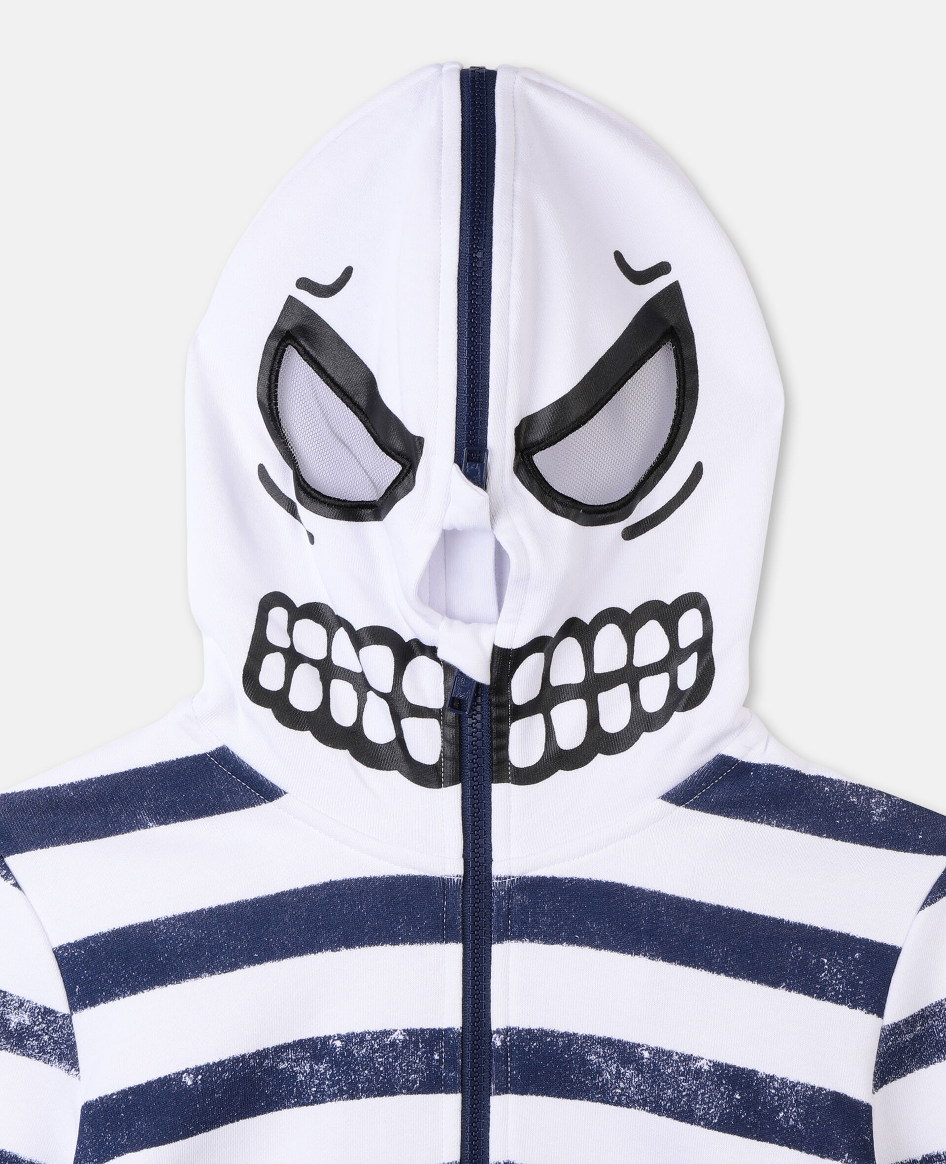 Pirate Cotton Hoodie -Multicolour-large image number 1