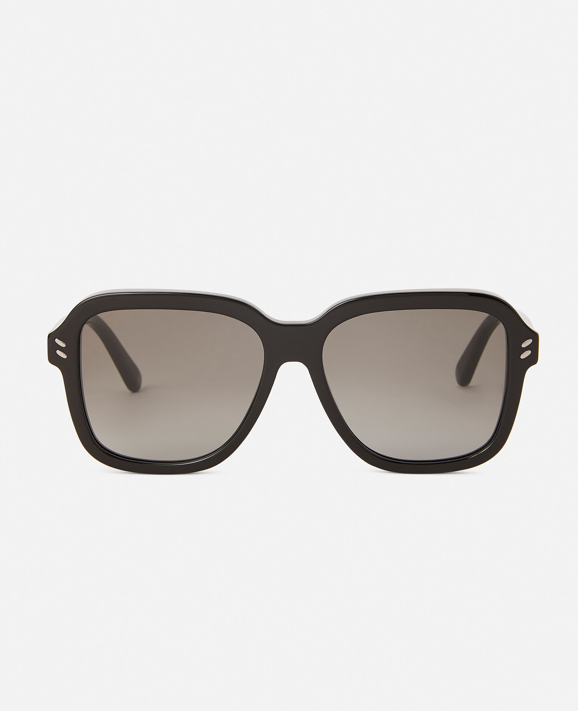 Leopard Square Sunglasses-Brown-large image number 0