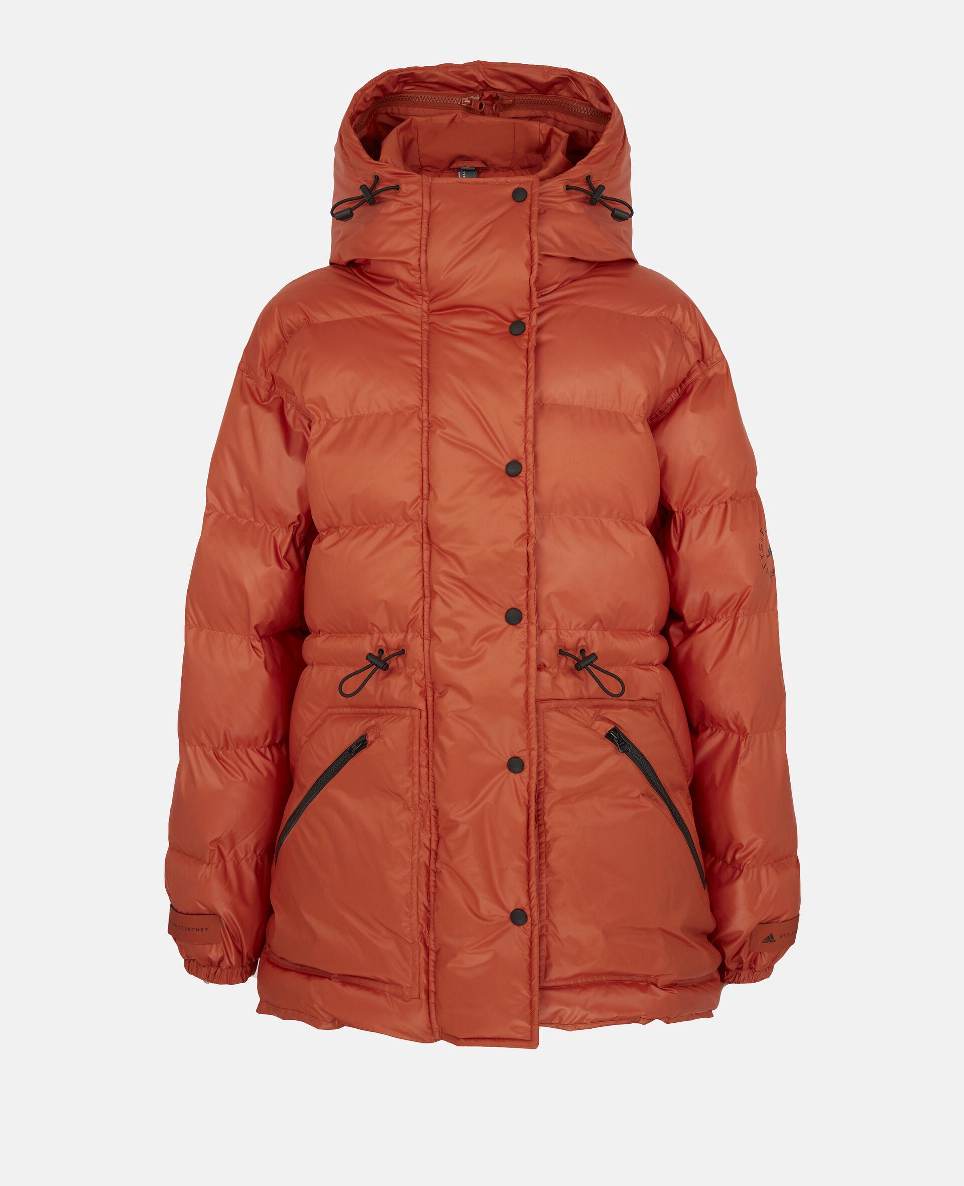 Training Mid Puffer Jacket-Orange-large image number 0