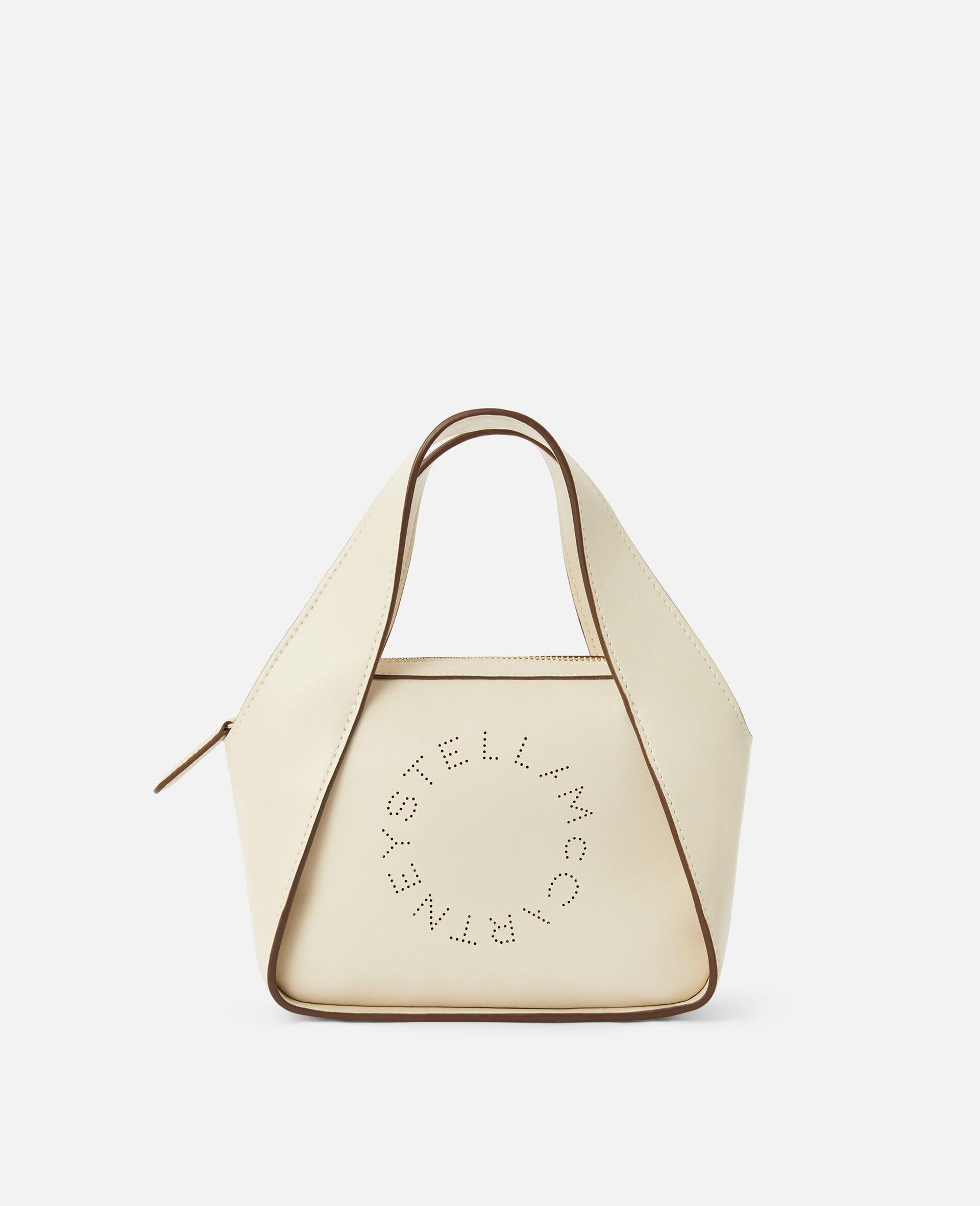 Mini-sac à bandoulière logo Stella -Noir-large image number 0