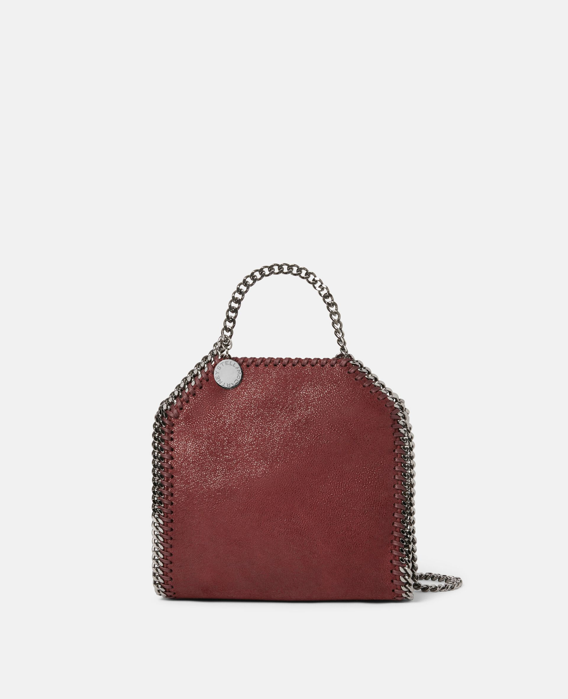 Falabella Tiny Tote-Grey-large image number 0