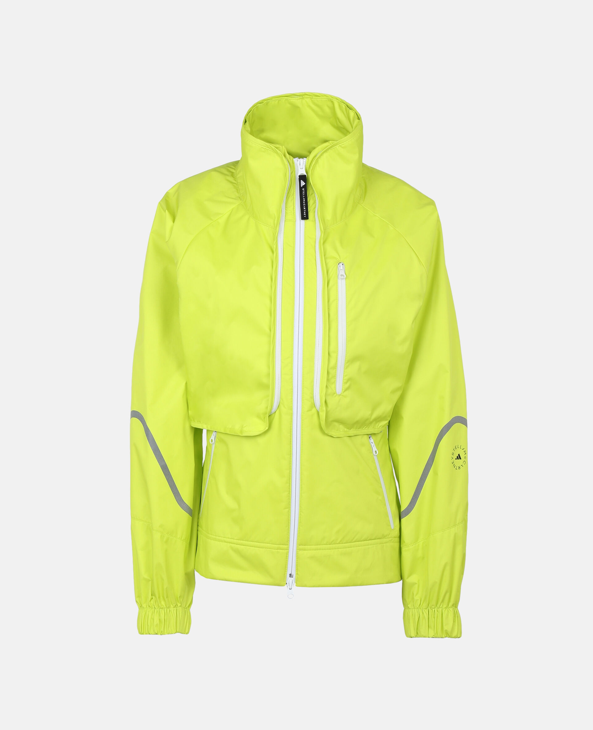 TruePace 2-in-1 Running Jacket-Yellow-large image number 0