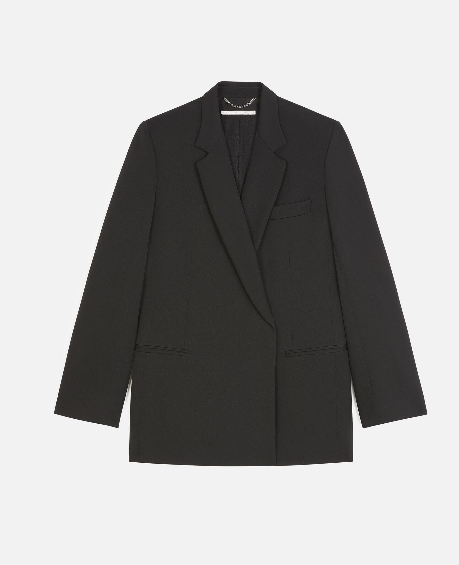Delilah Tailored Jacket-Black-large image number 0
