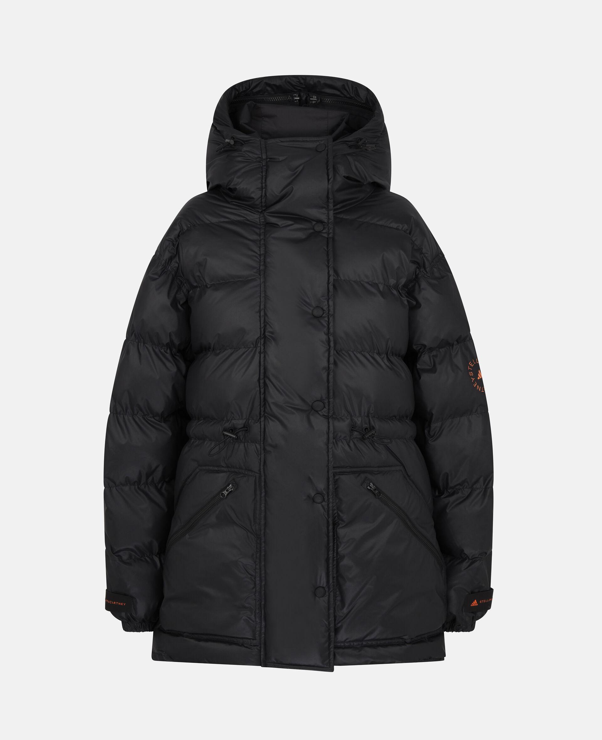 Training Mid Puffer Jacket-Black-large image number 0