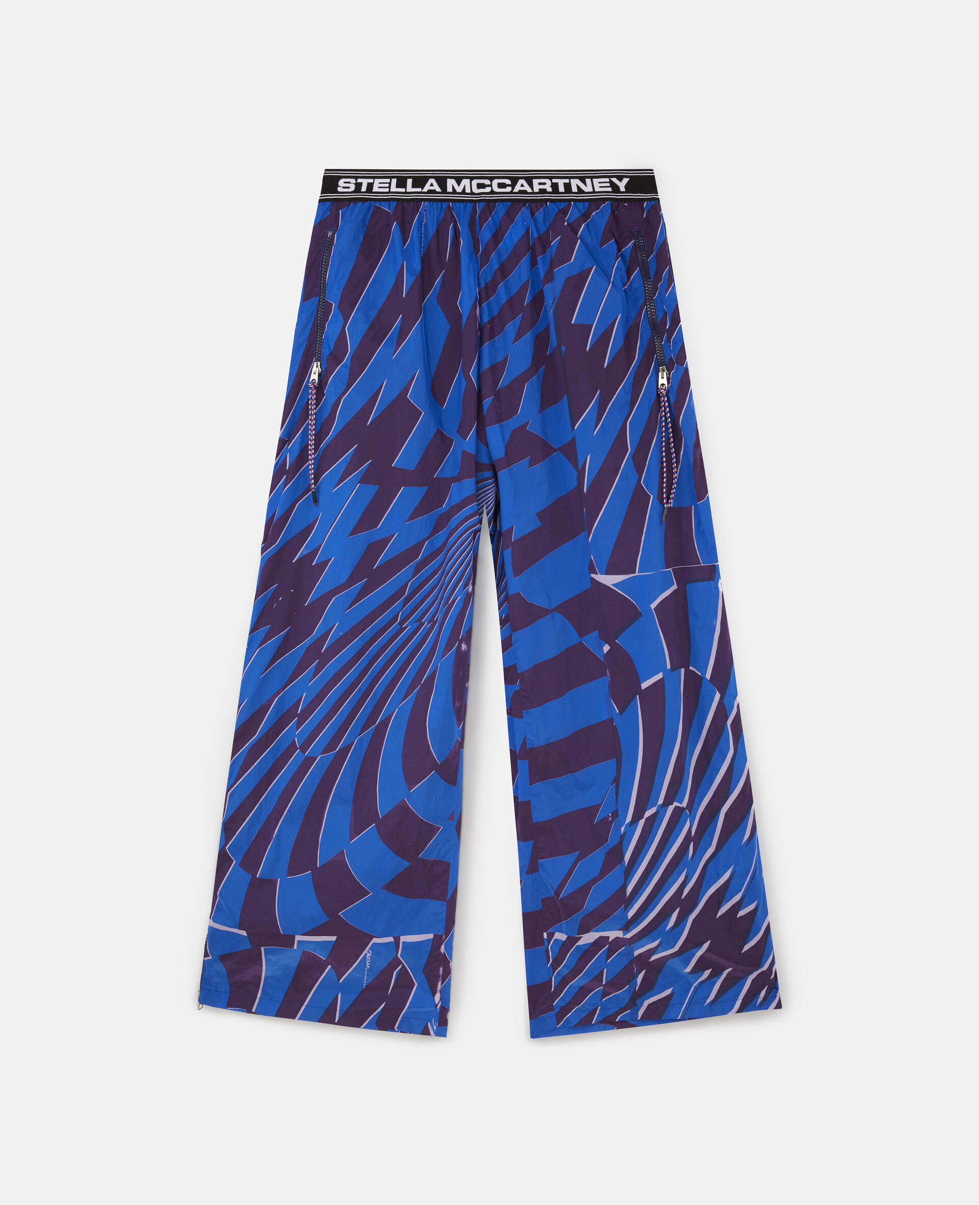 Ed Curtis Psychedelic Joggers -Multicolour-large image number 0