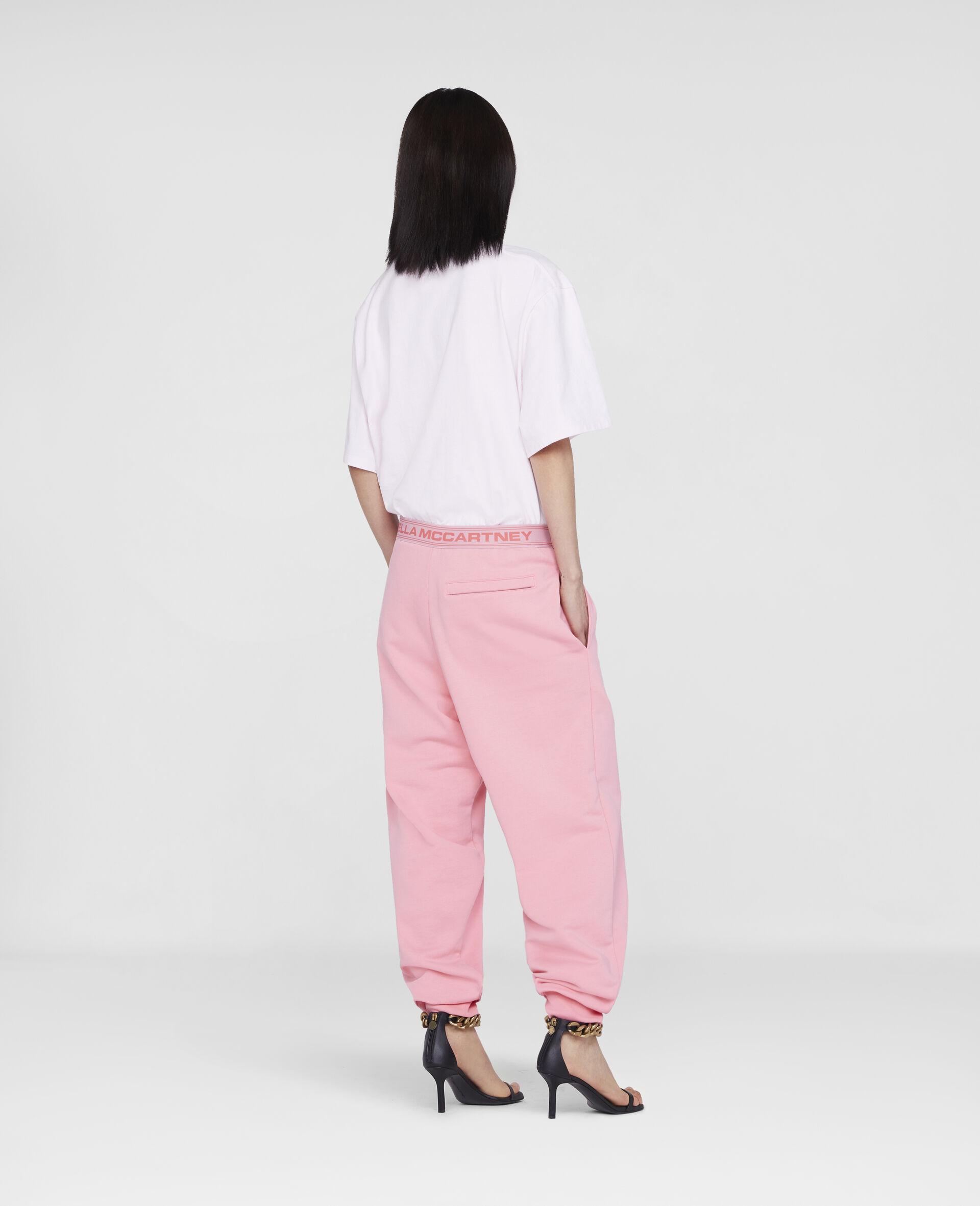 Tom Tosseyn Stella Logo T-Shirt-Pink-large image number 2