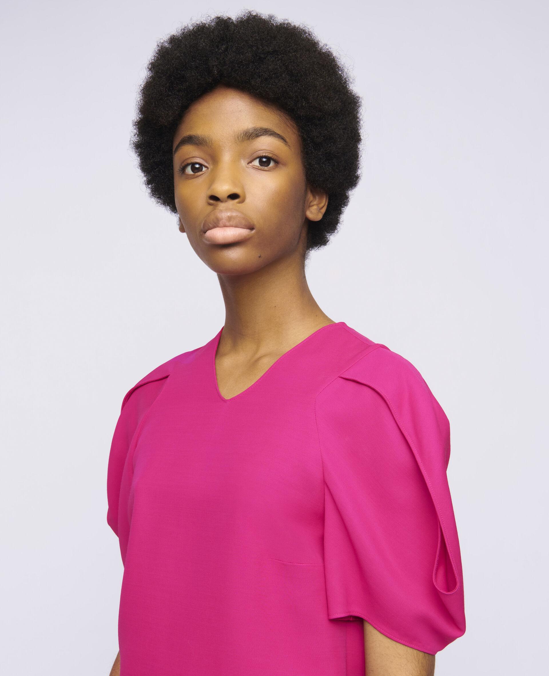 Malia Dress-Pink-large image number 3