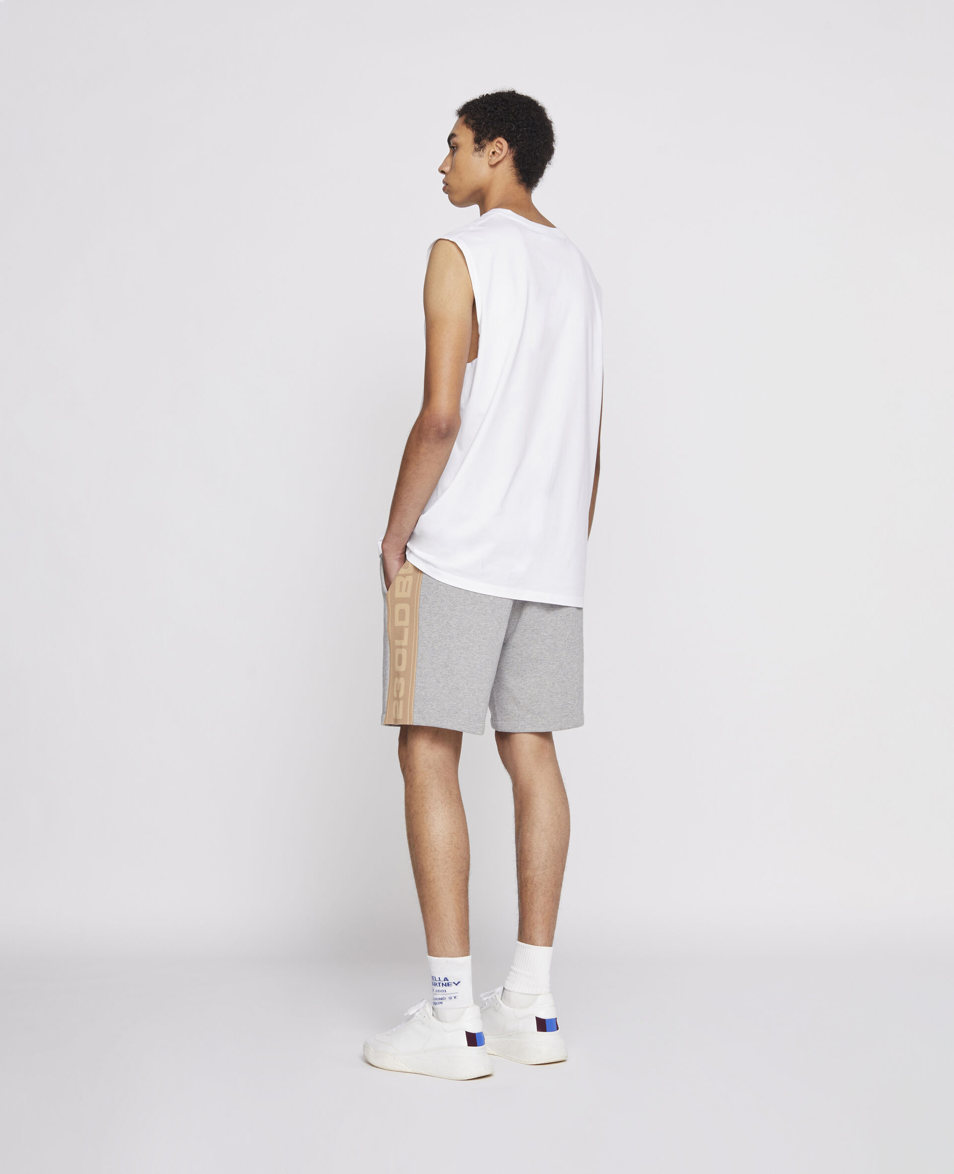 Shorts in Maglia 23 OBS -Grigio-large image number 2