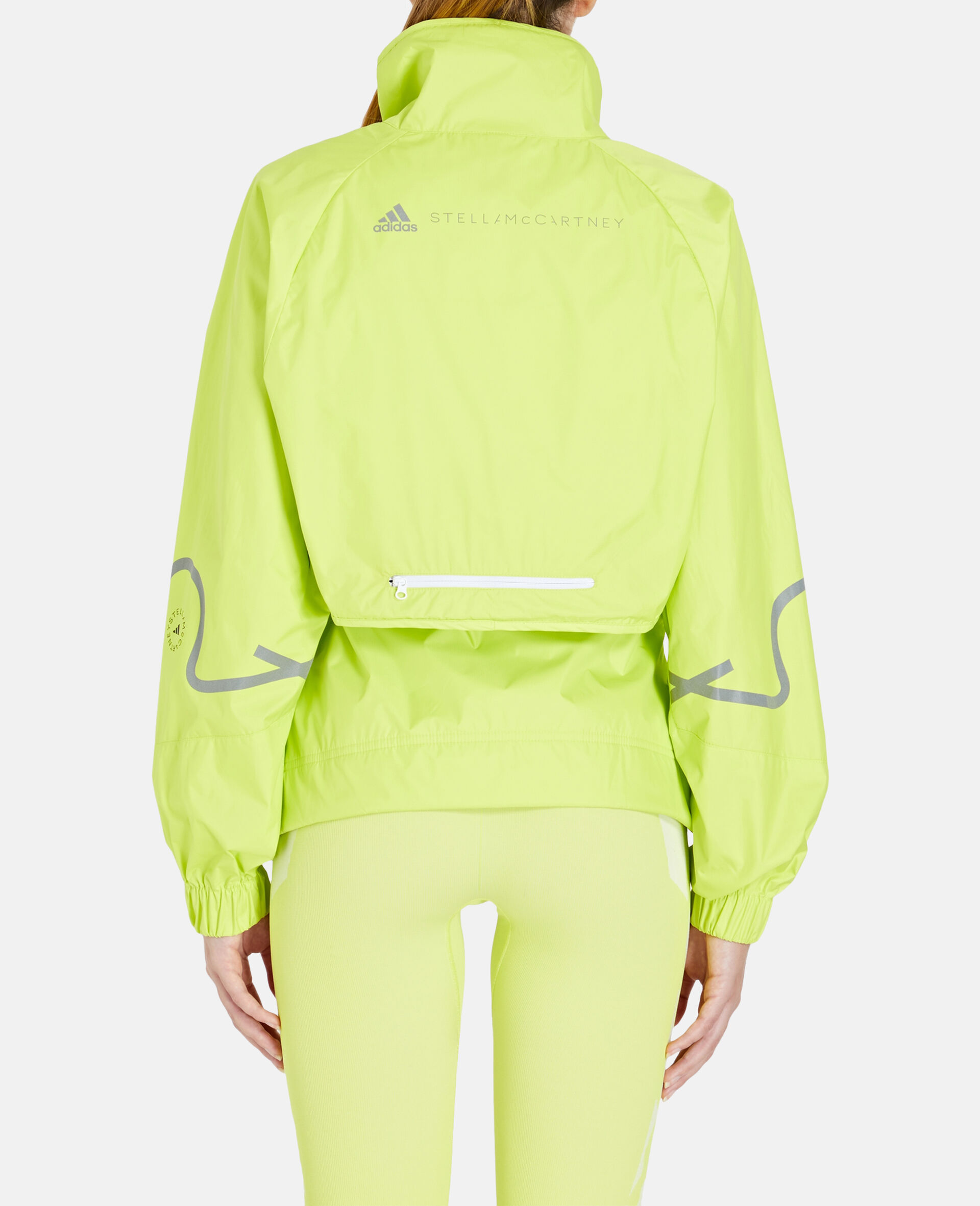 TruePace 2-in-1 Running Jacket-Yellow-large image number 2
