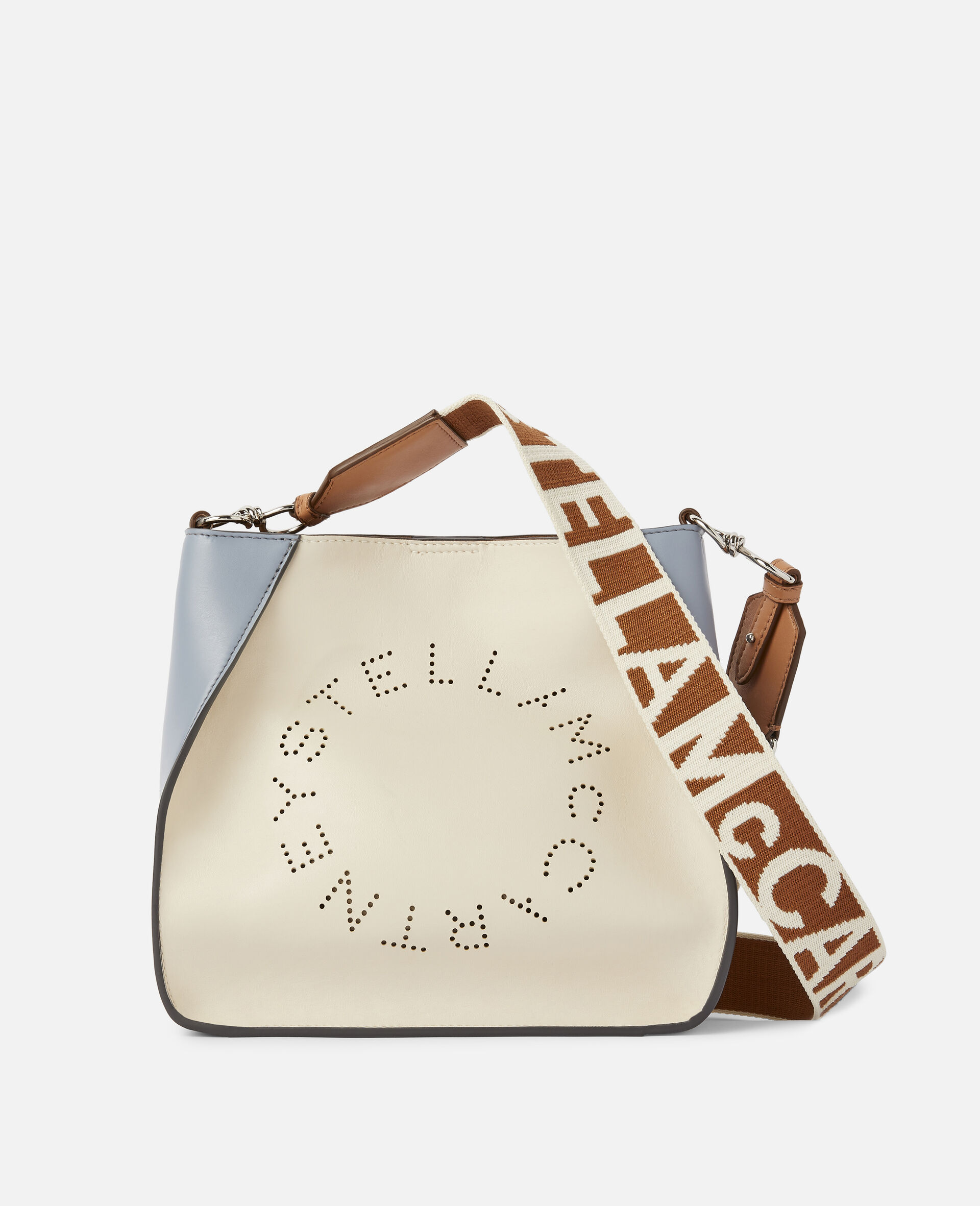 Stella Logo Mini Shoulder Bag-Multicolour-large image number 0