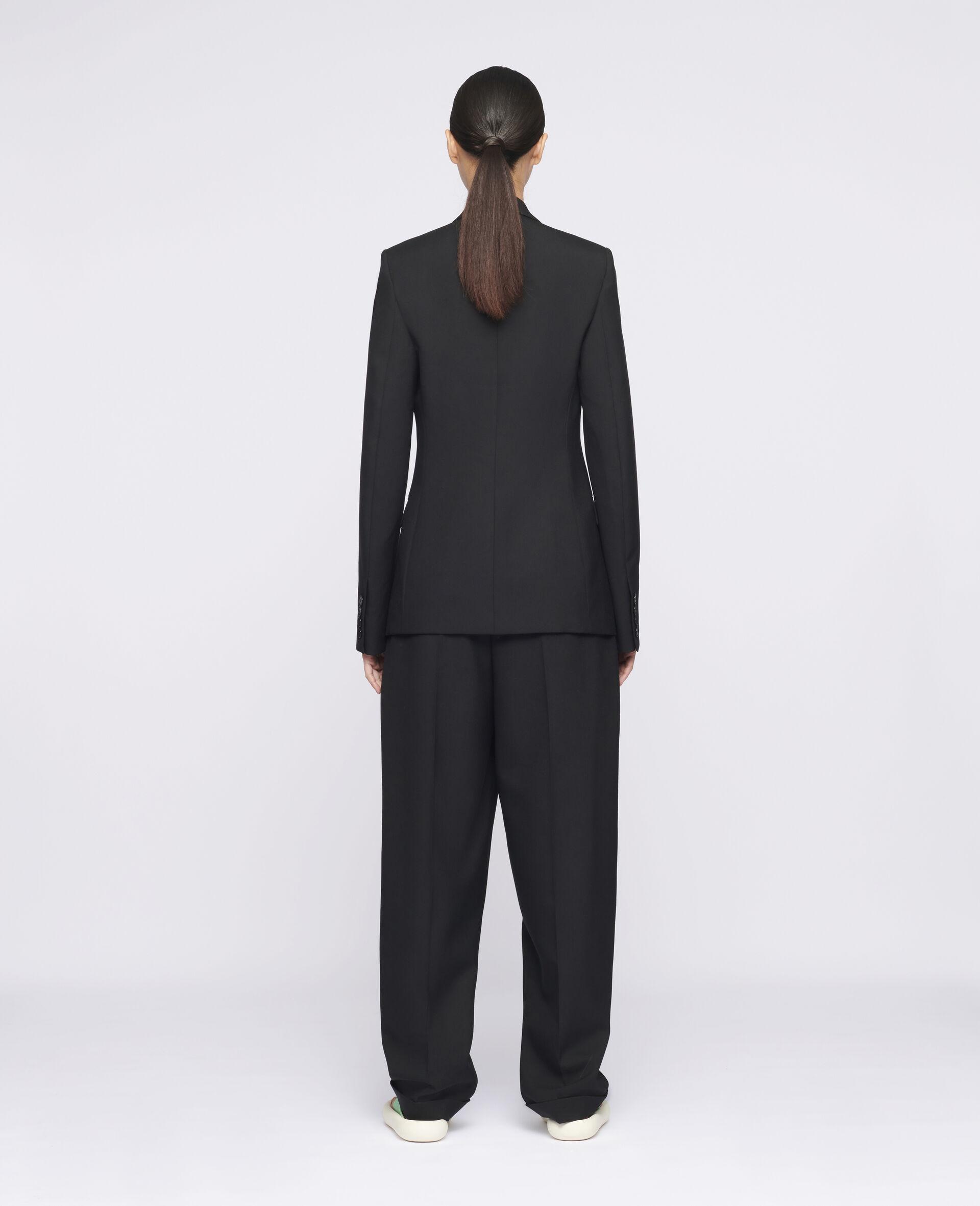 Ada Tailored Jacket -Black-large image number 2