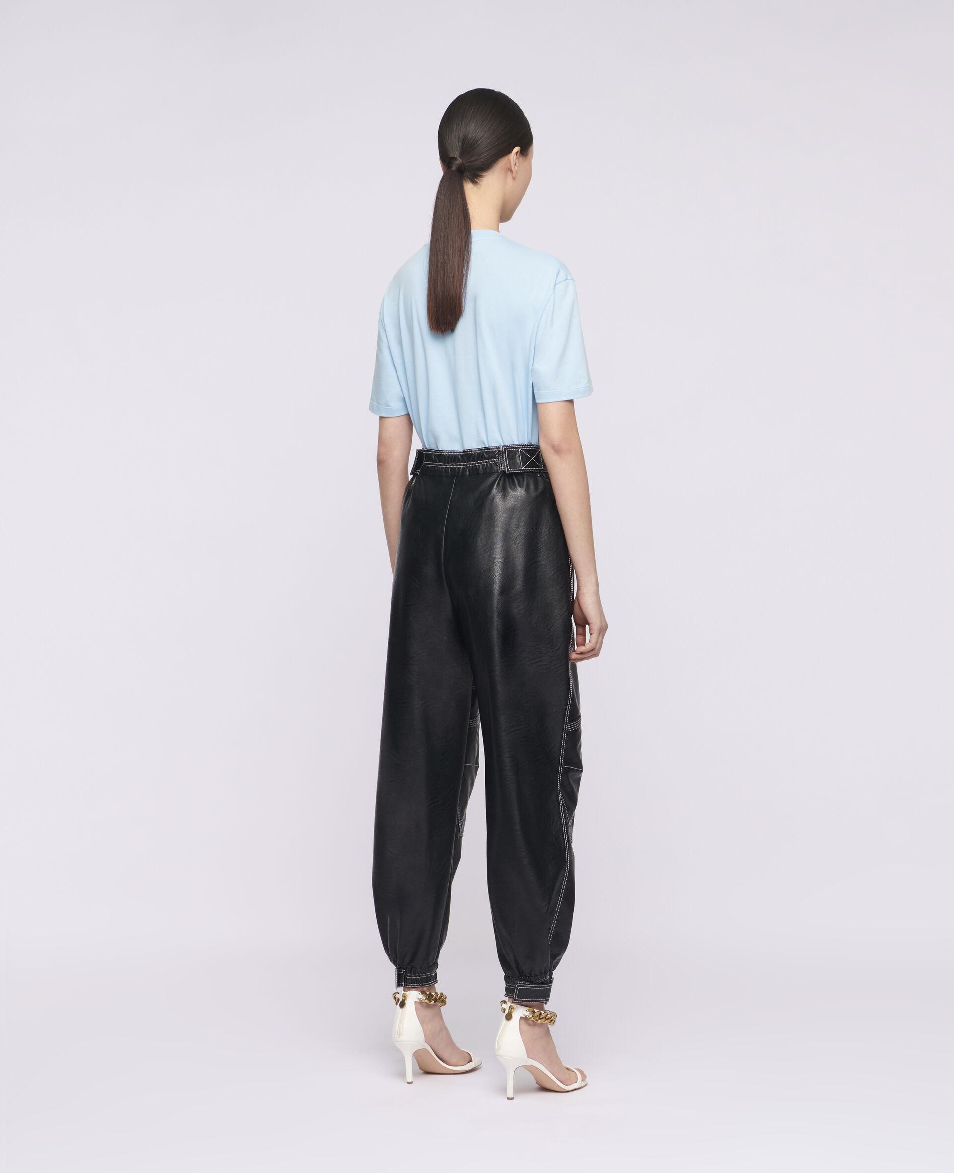 Stella McCartney 2021 徽标 T 恤-蓝色-large image number 2