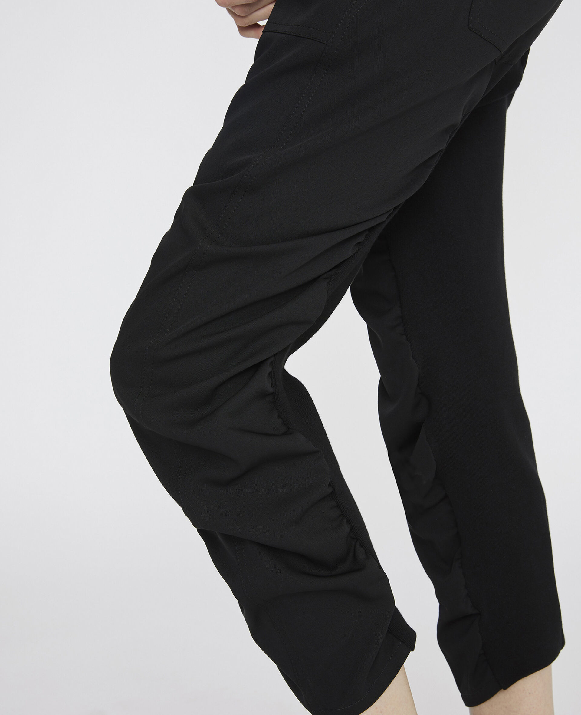 Black Tina Trousers-Black-large image number 3
