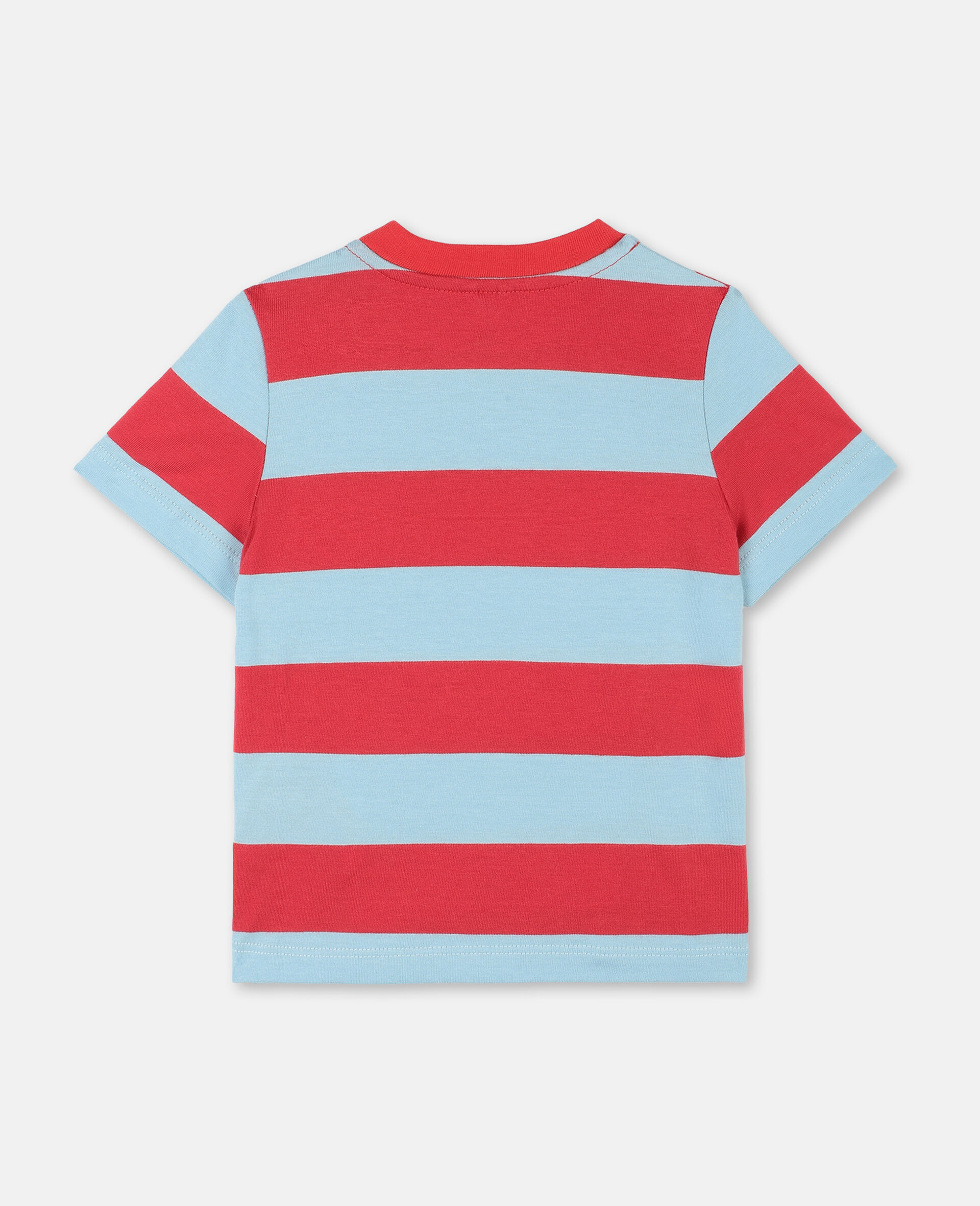 フラミンゴ コットン Tシャツ -レッド-large image number 3