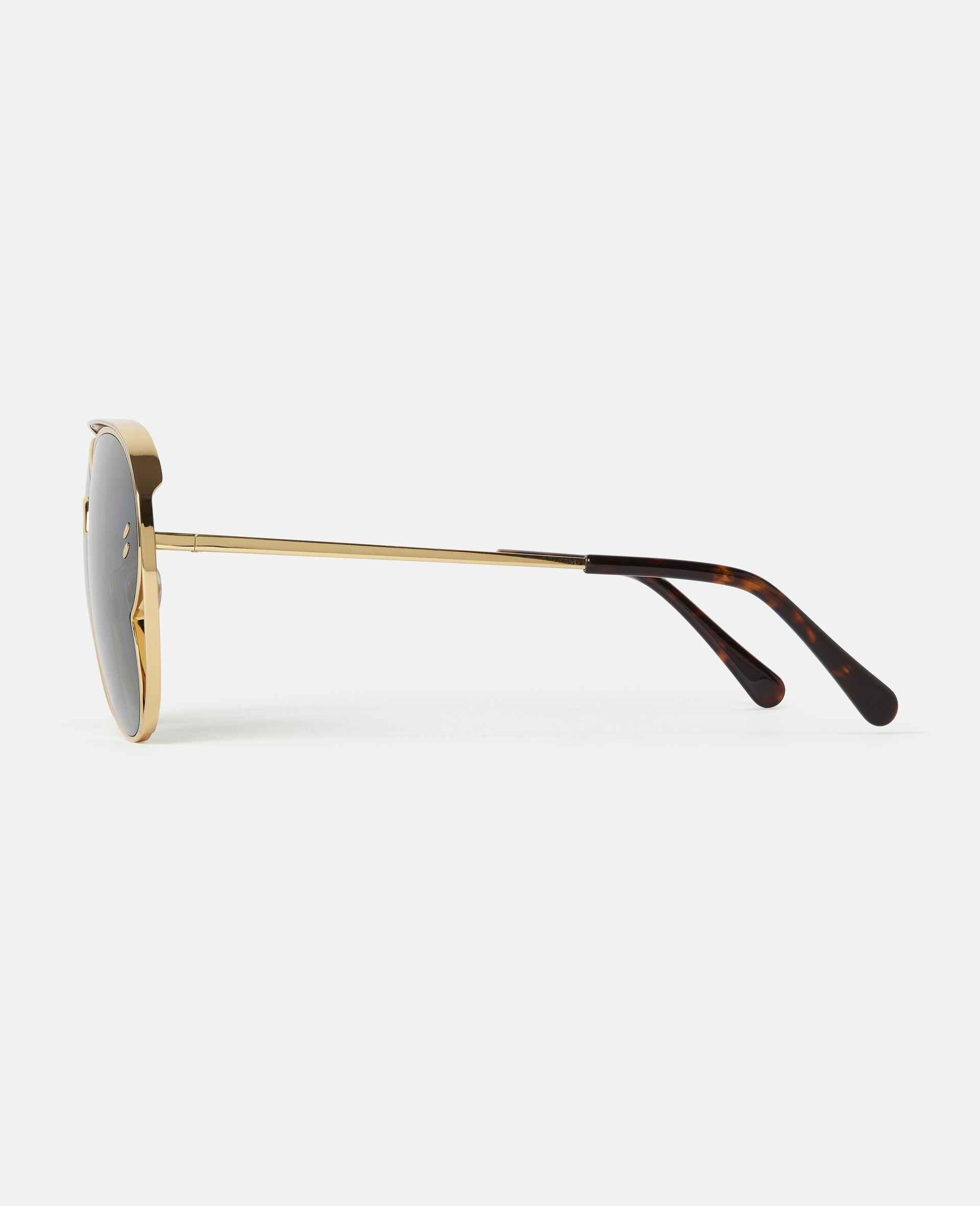 Butterfly Sunglasses-Yellow-large image number 1