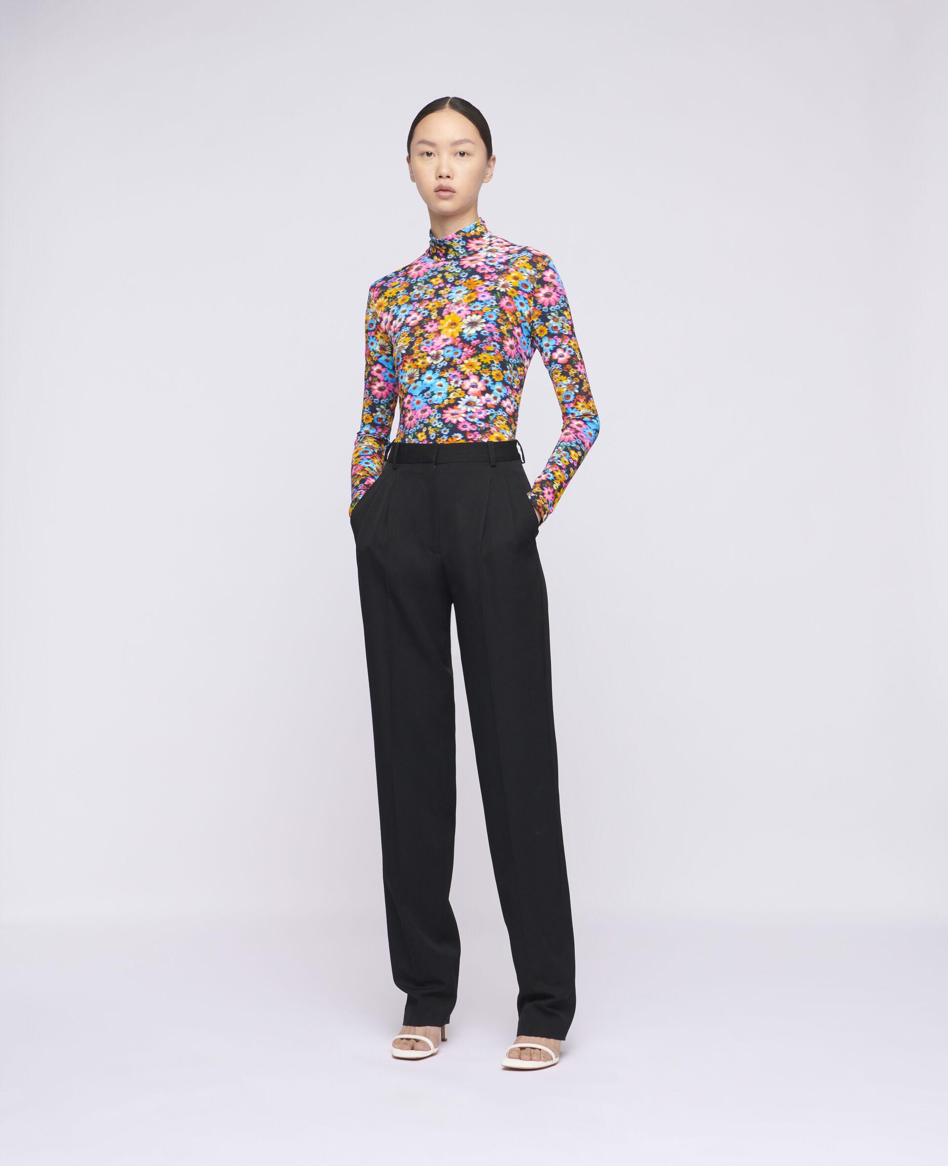 Renata Top-Multicolour-large image number 1