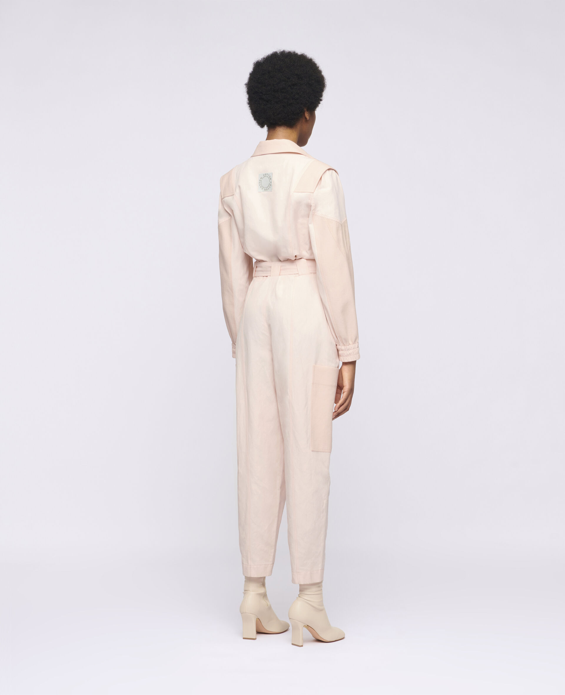 Nora Jumpsuit-Pink-large image number 2
