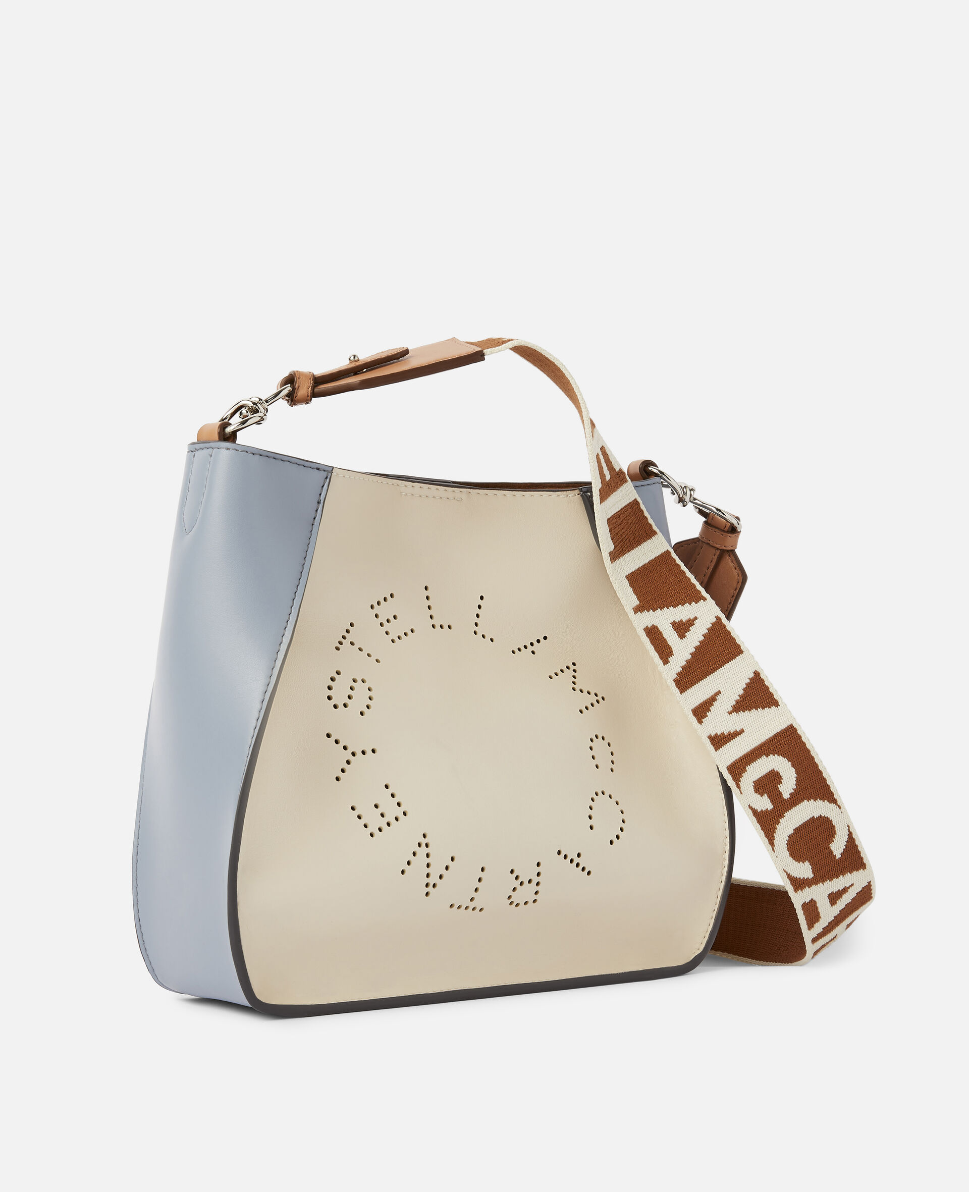 Mini-Schultertasche mit Stella Logo-Bunt-large image number 1