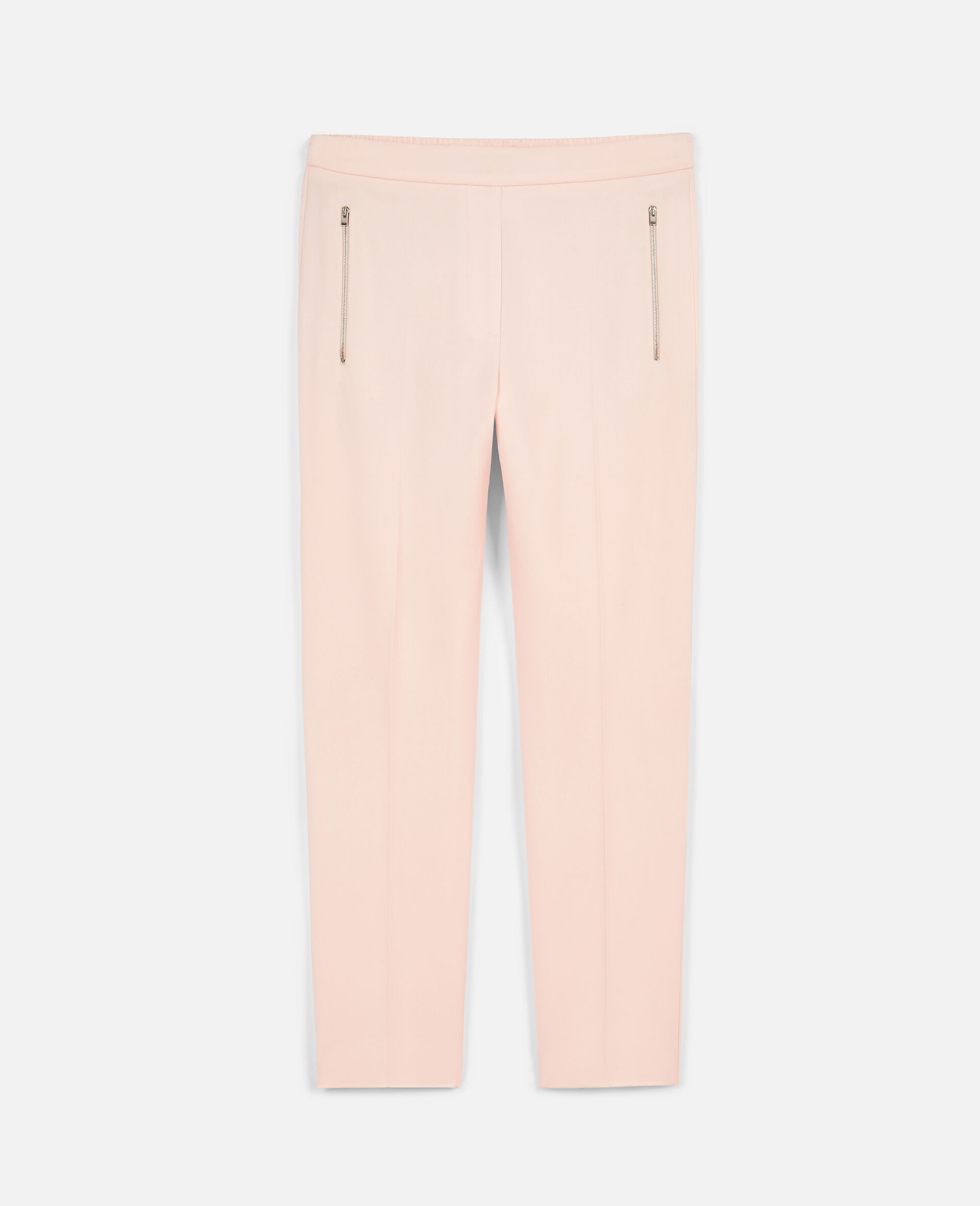 Wool Trousers-Pink-large image number 0