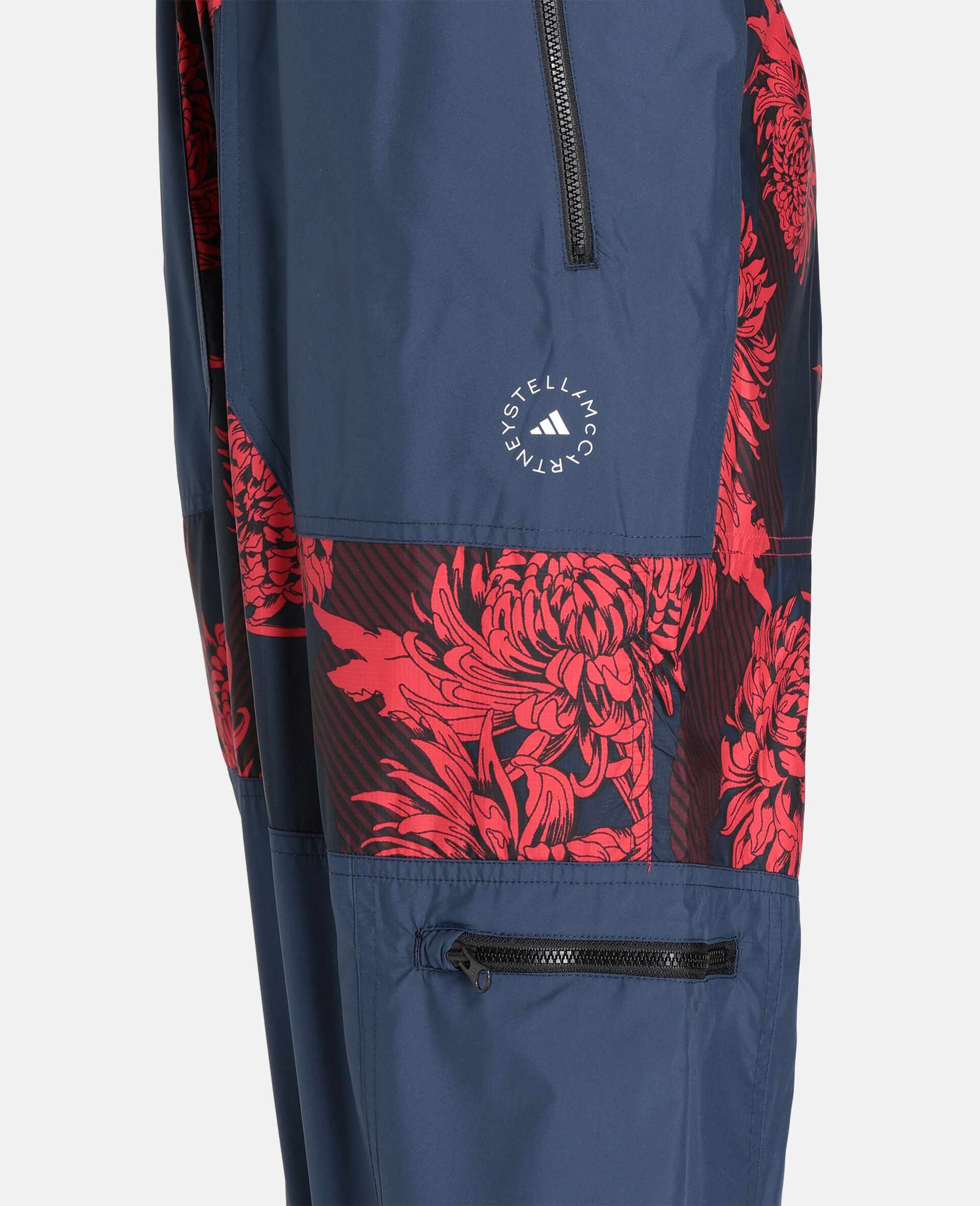 Future Playground Woven Training Trousers-Red-large image number 3