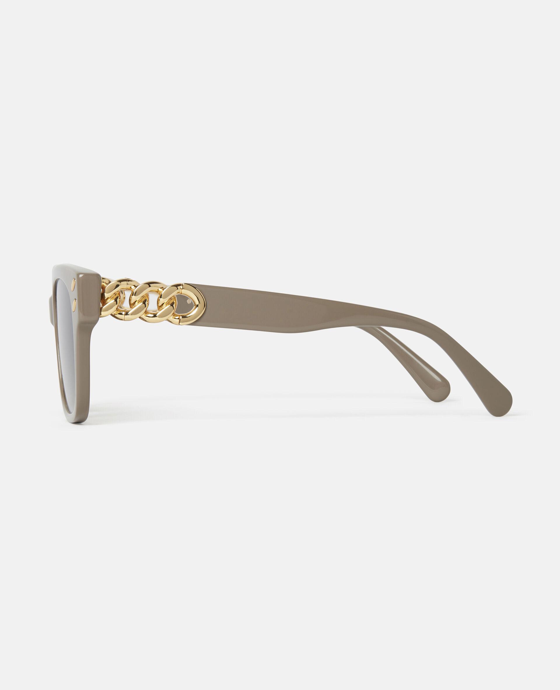 Geometric Sunglasses-Black-large image number 1