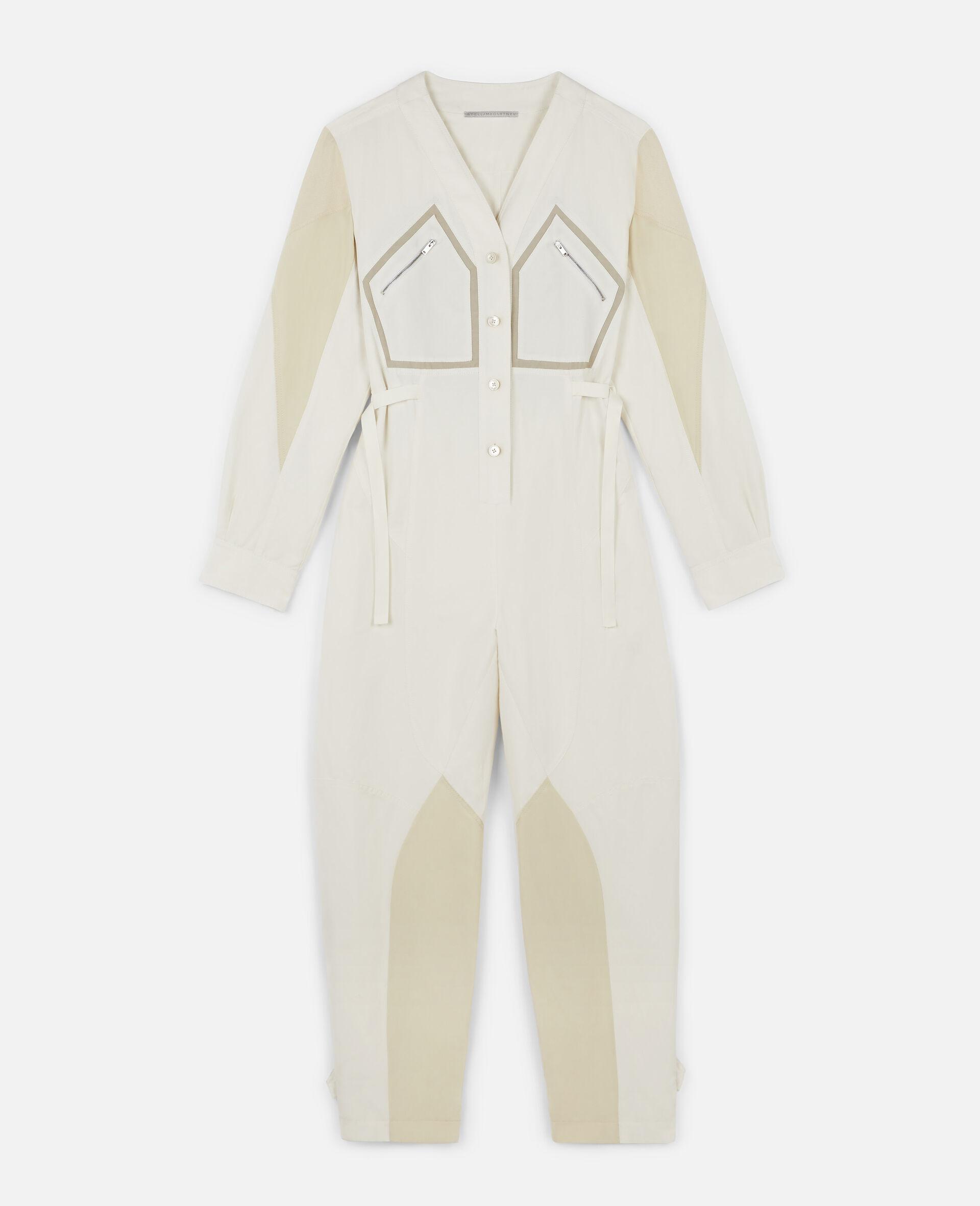 Anika Jumpsuit-White-large image number 0