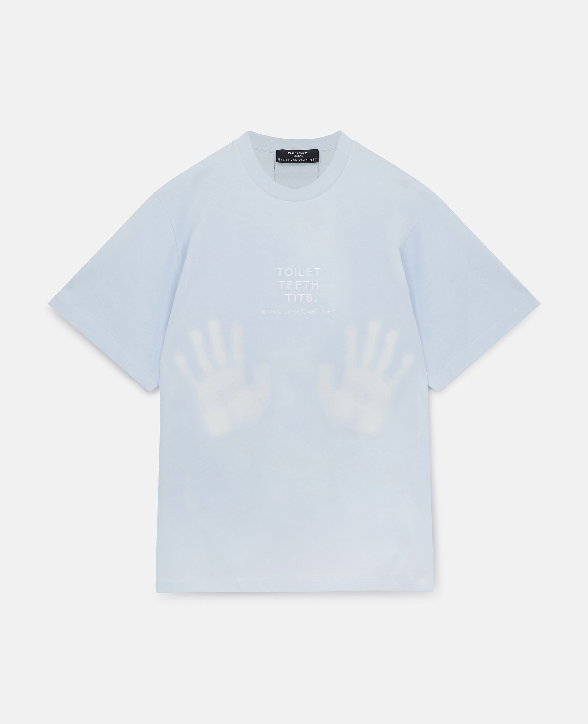 BCA 2021: Toilet, Tits, Teeth (TTT) T-shirt-Blue-large image number 0