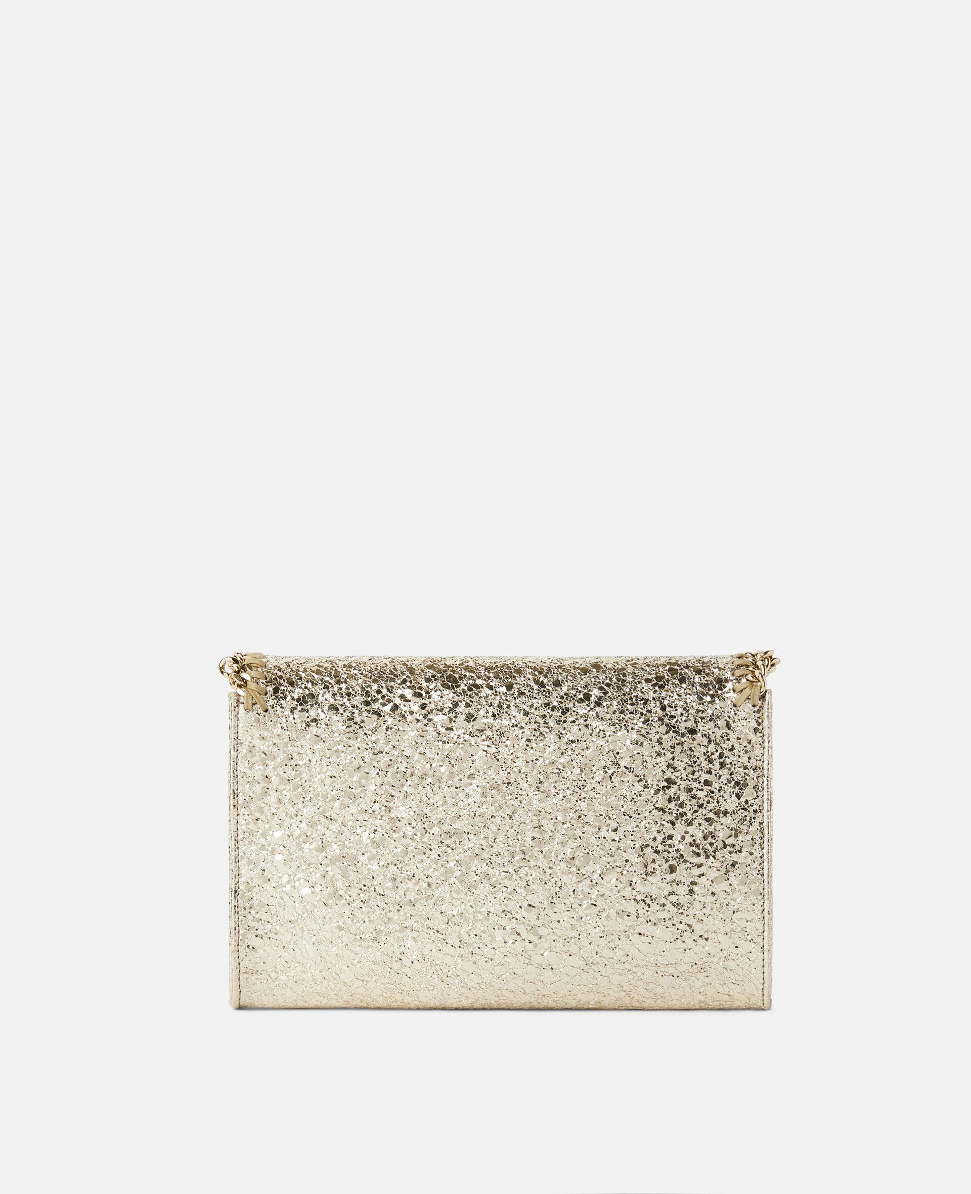 Mini sac porté épaule Falabella -Jaune-large image number 2