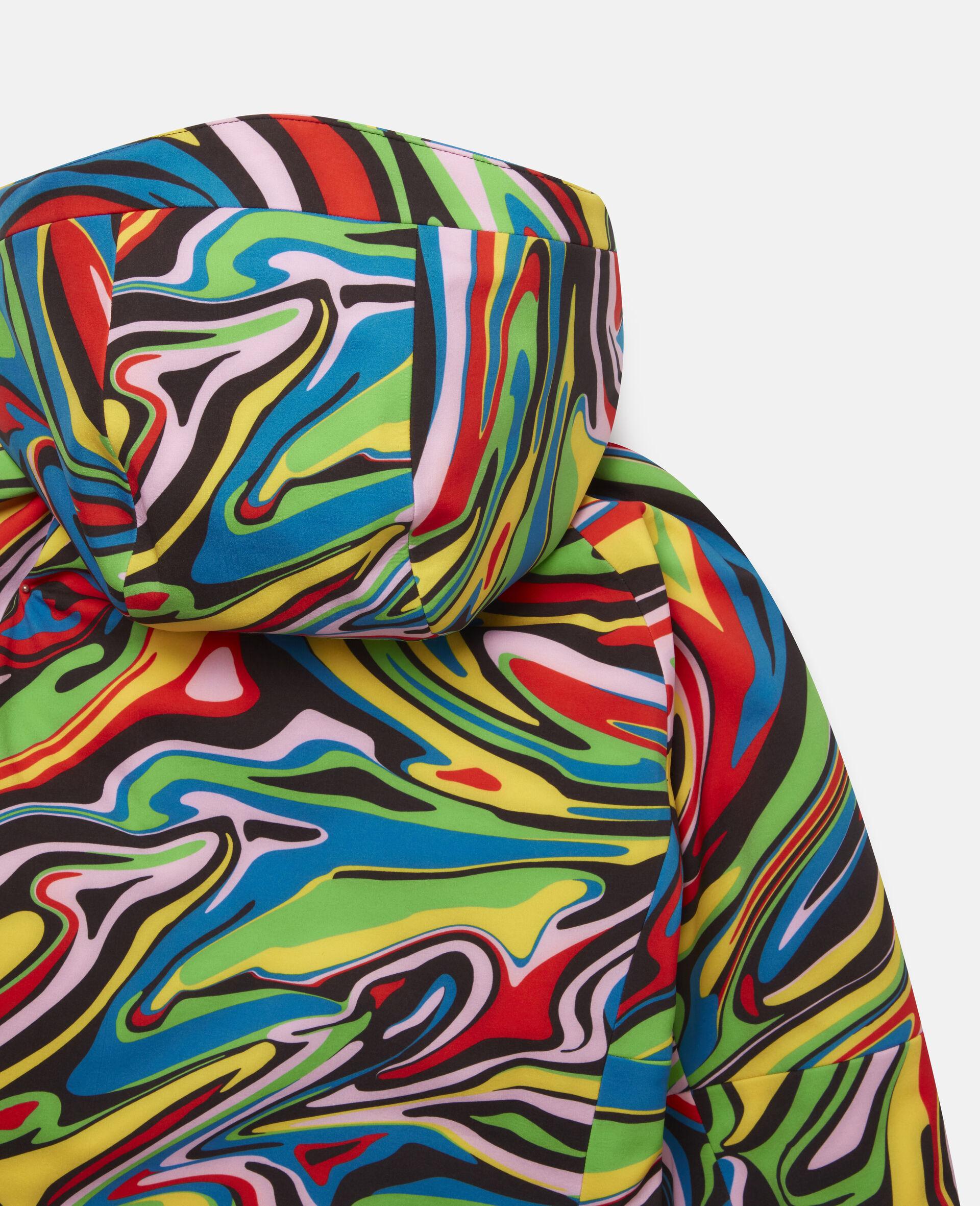 Marble Ski Jacket-Multicolour-large image number 2