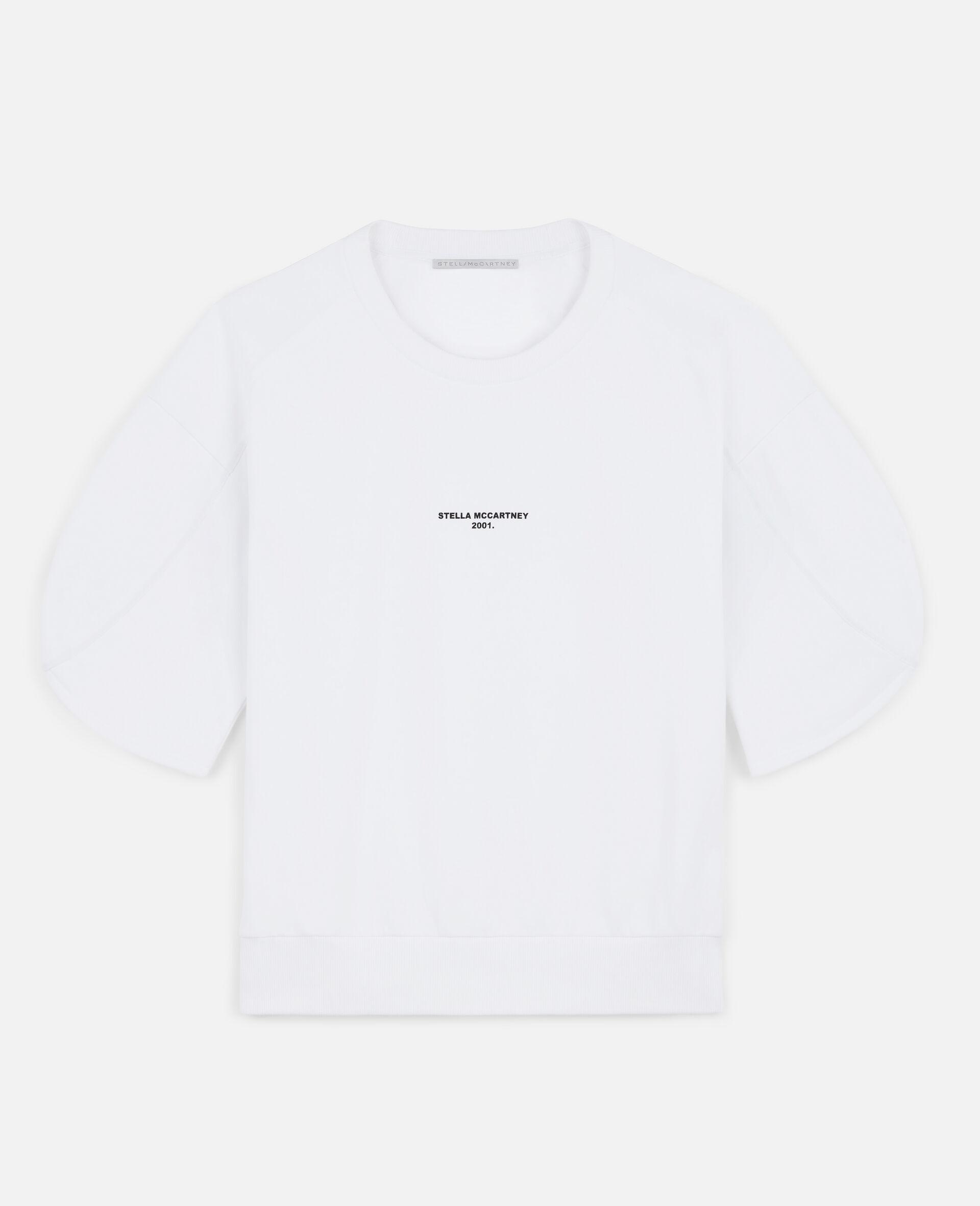 Stella McCartney 2001. Sweat-shirt-Blanc-large image number 0