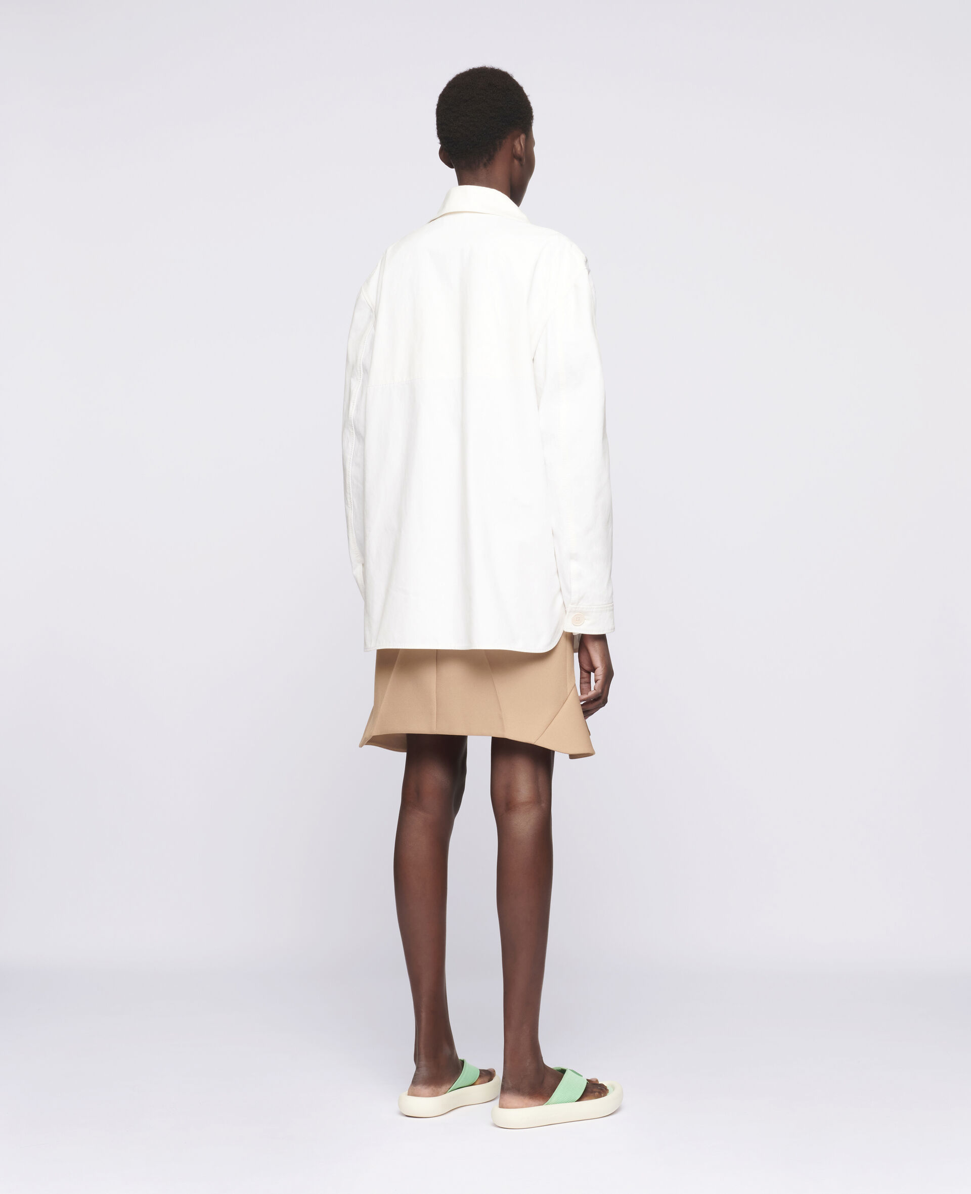 Bailey Jacket-White-large image number 2