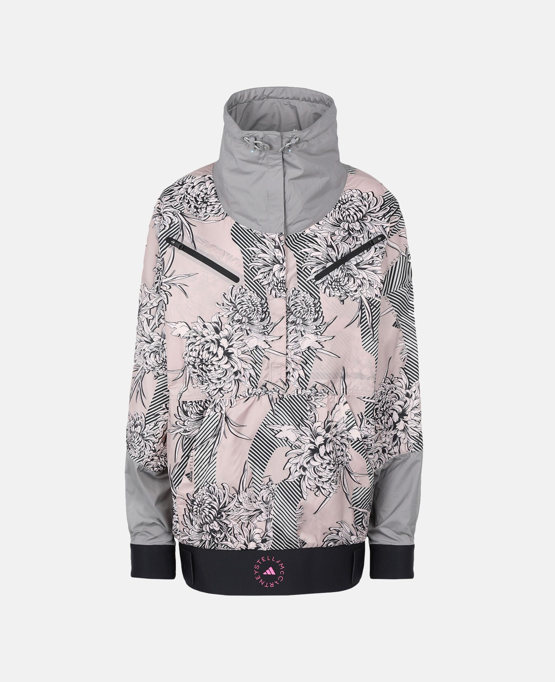 Future Playground Half-zip Jacket -Pink-large image number 0