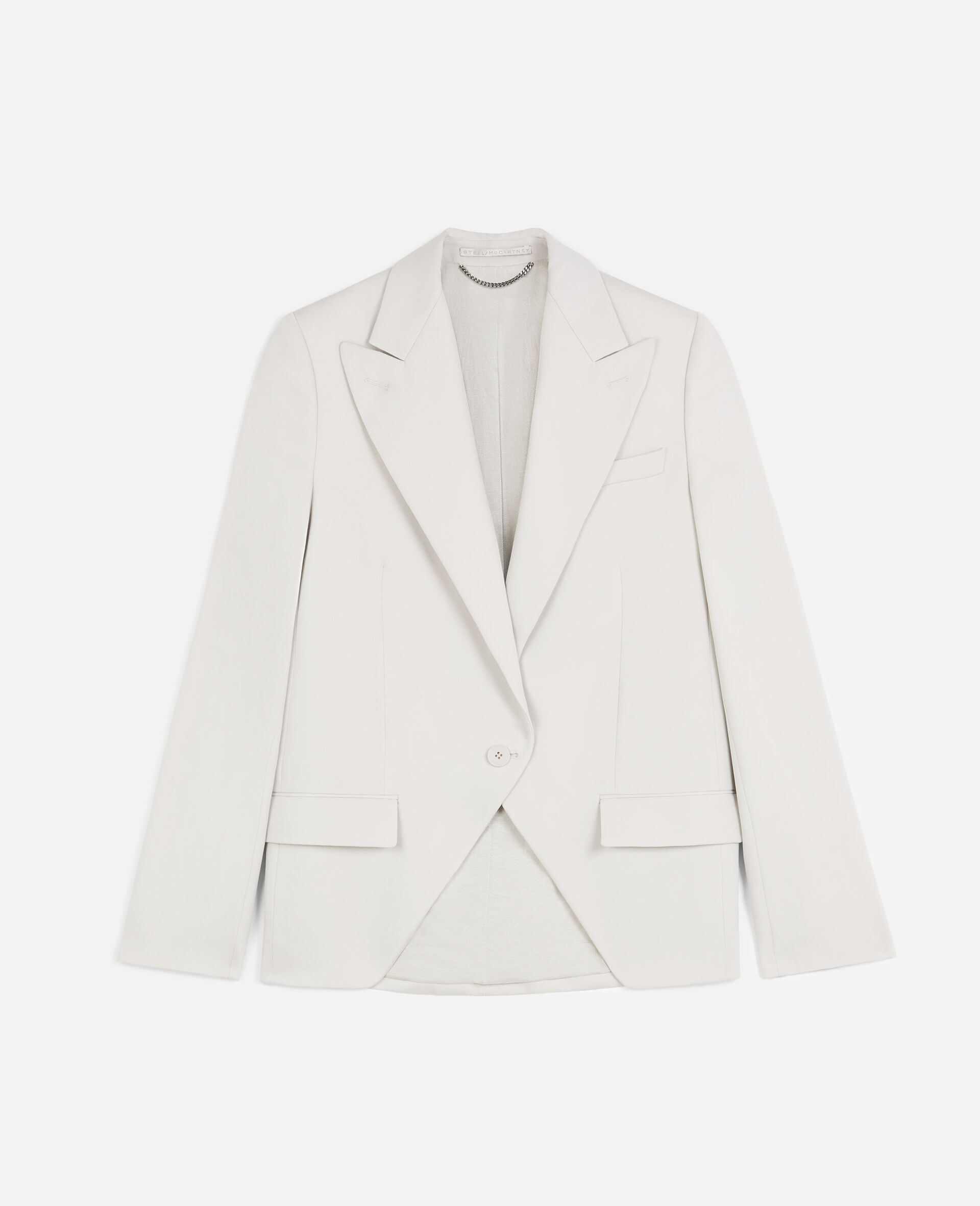 Lindsay Tailored Jacket -Grey-large image number 0