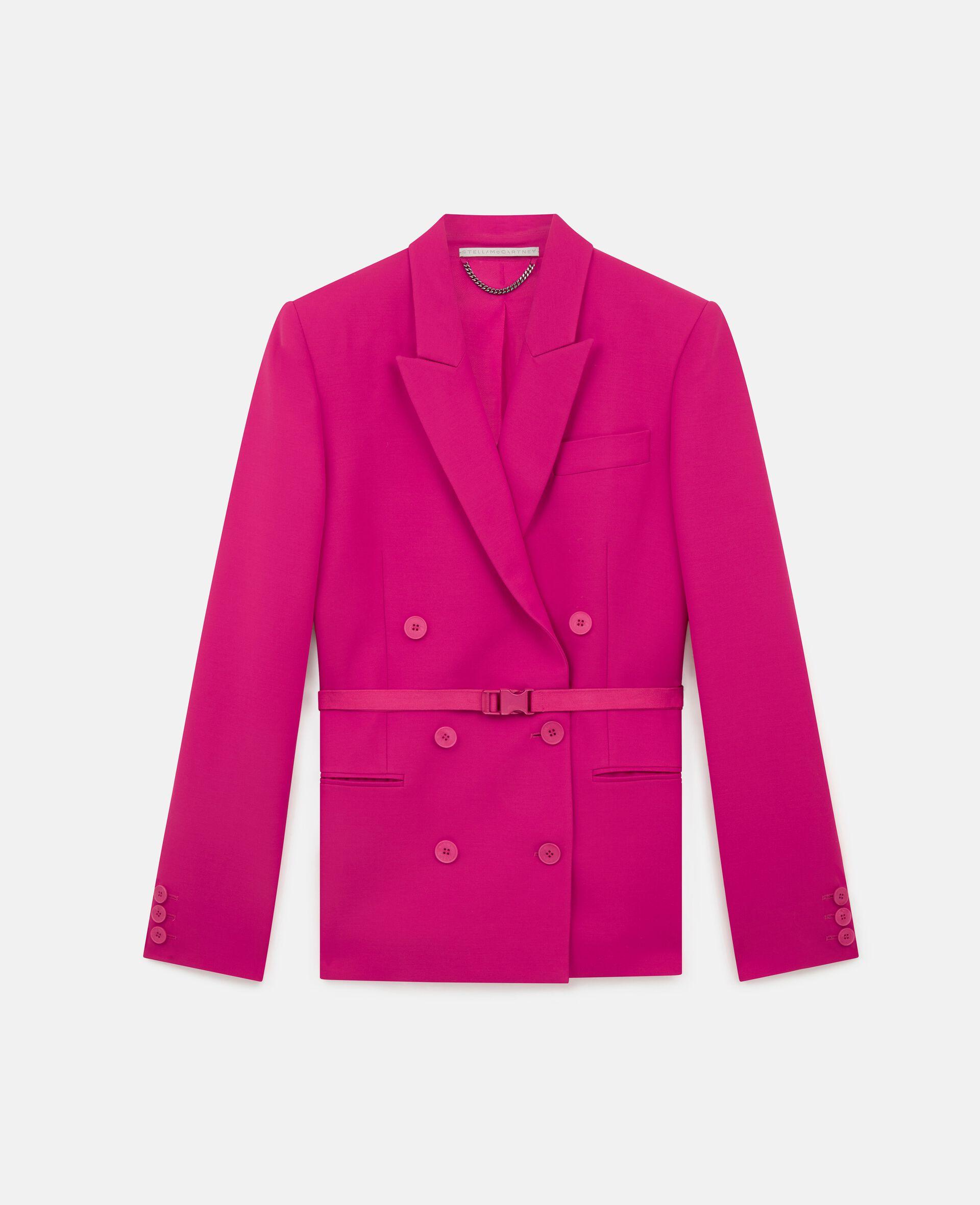 Lisa Tailored Jacket-Pink-large image number 0