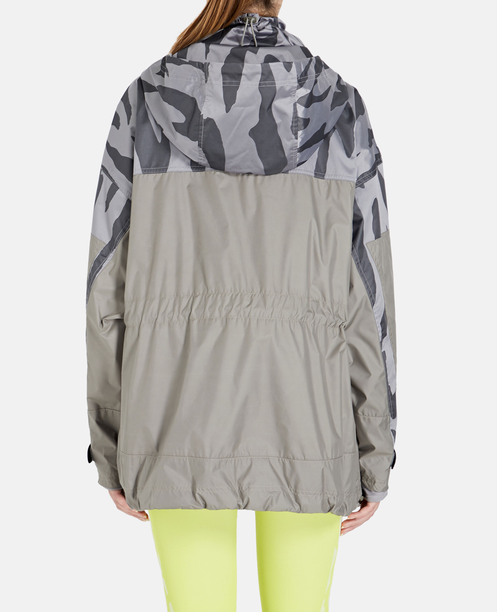 TruePace Running Jacket-Grey-large image number 2