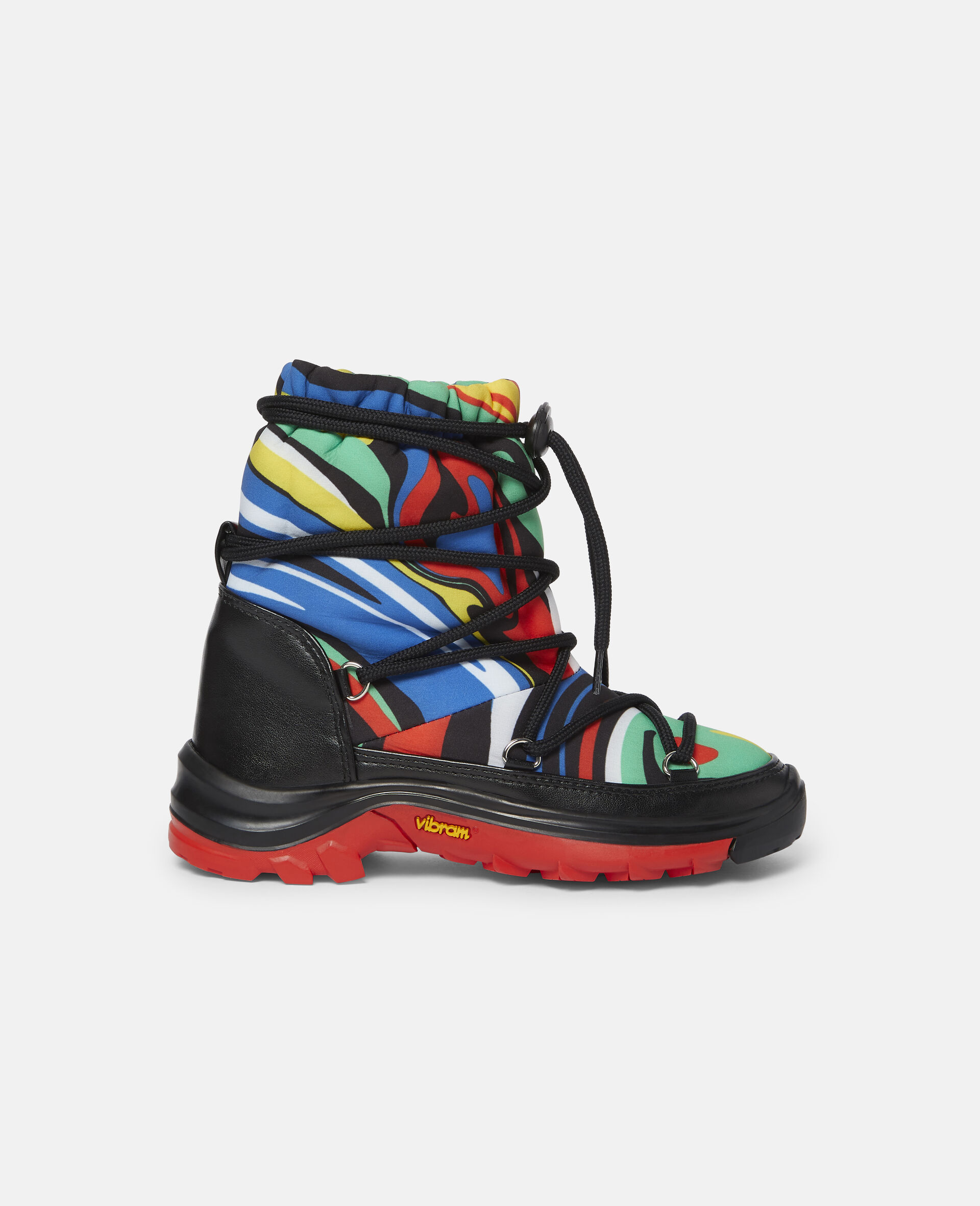 Marble Ski Boots-Multicolour-large image number 0