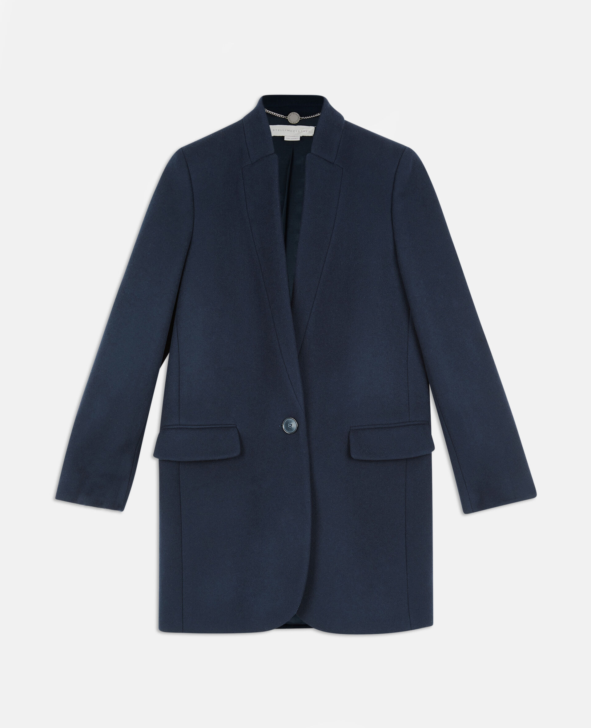 Bryce Coat-Blue-large image number 0