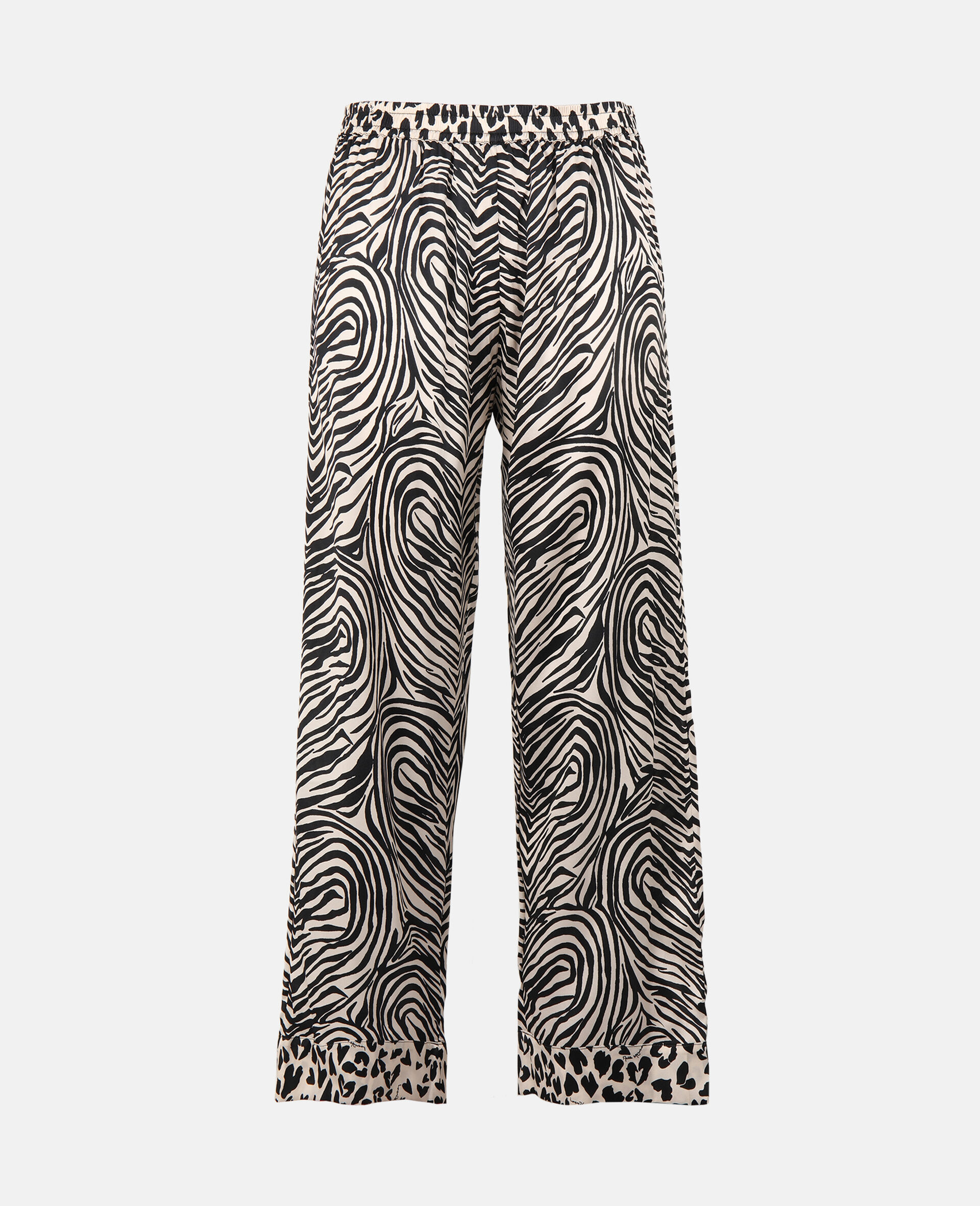 Maggie Twisting Trousers-Beige-large image number 0